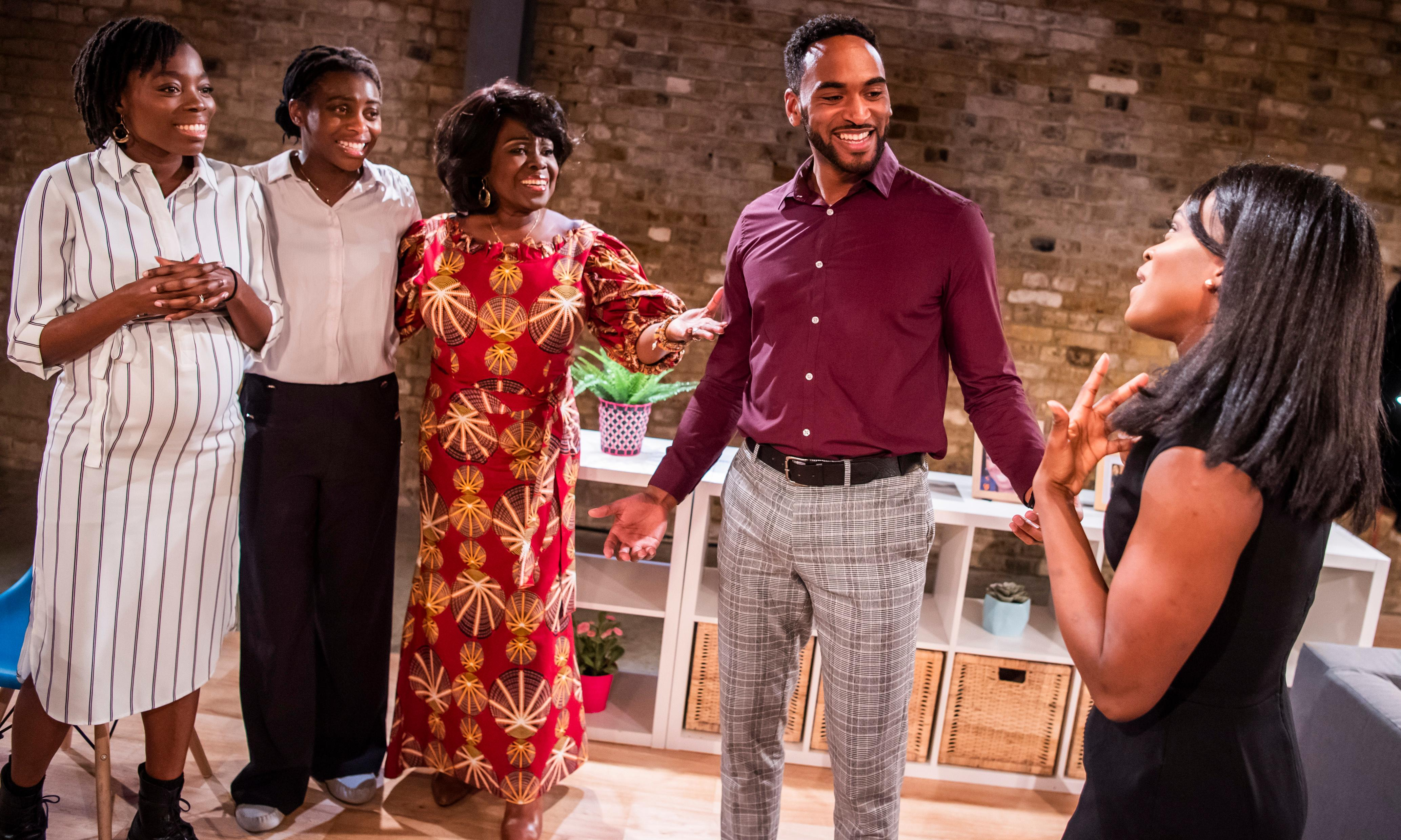 Hoard review – emotional wreckage from a drive-by family visit
