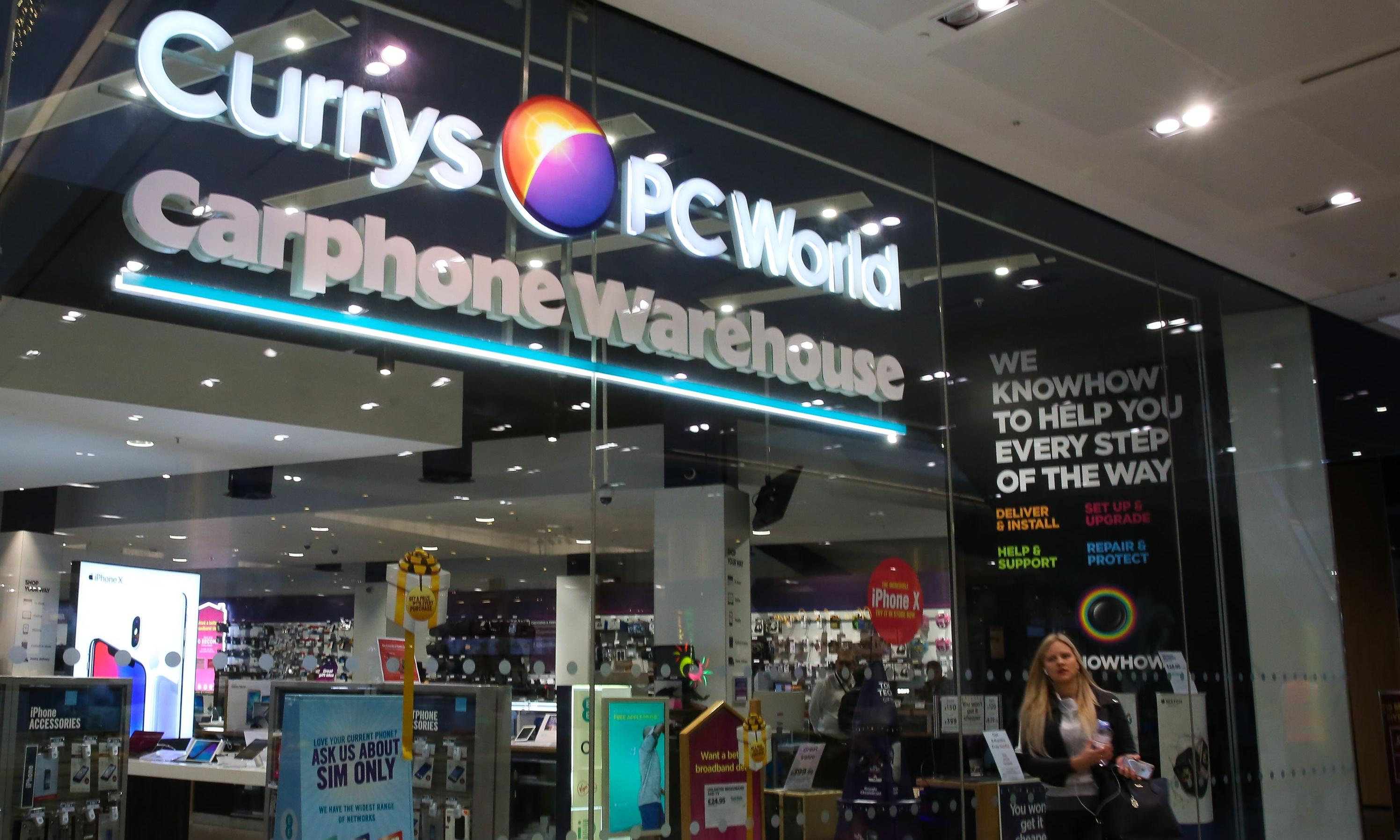 Currys' mix-up over TV delivery cost me time and effort