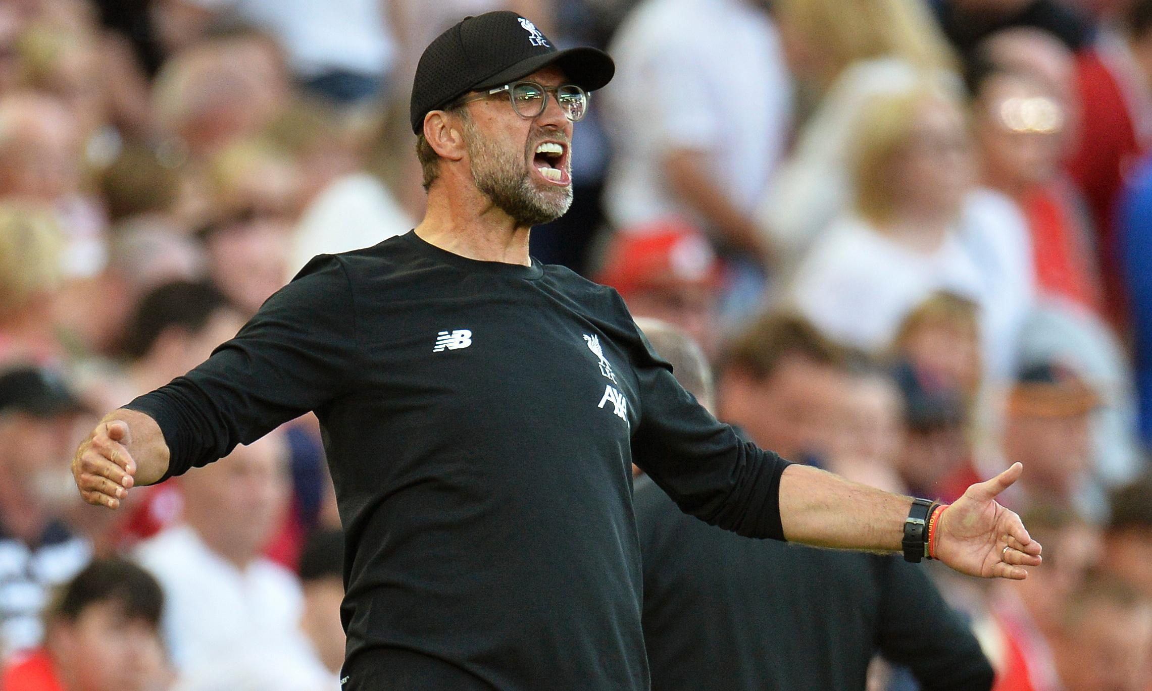 Jürgen Klopp's creative chaos brings new meaning to the 'Liverpool way'