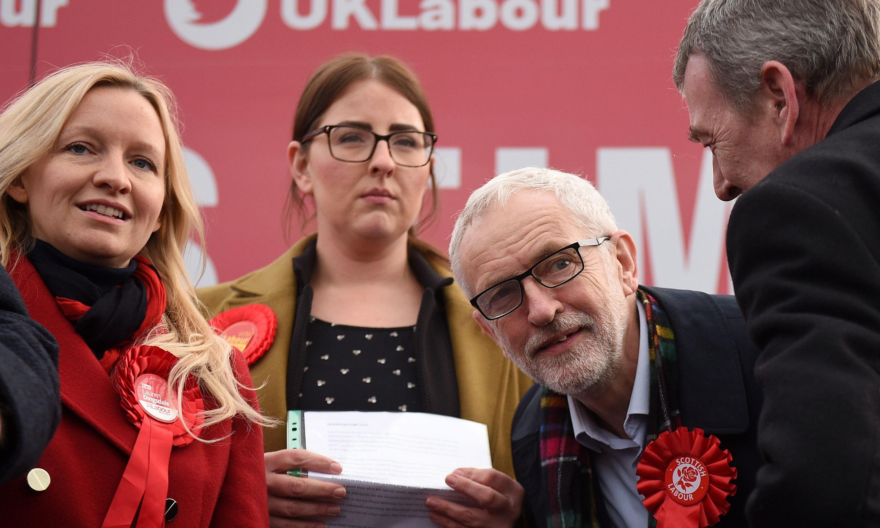 If you want a more equal society, you have to choose Labour