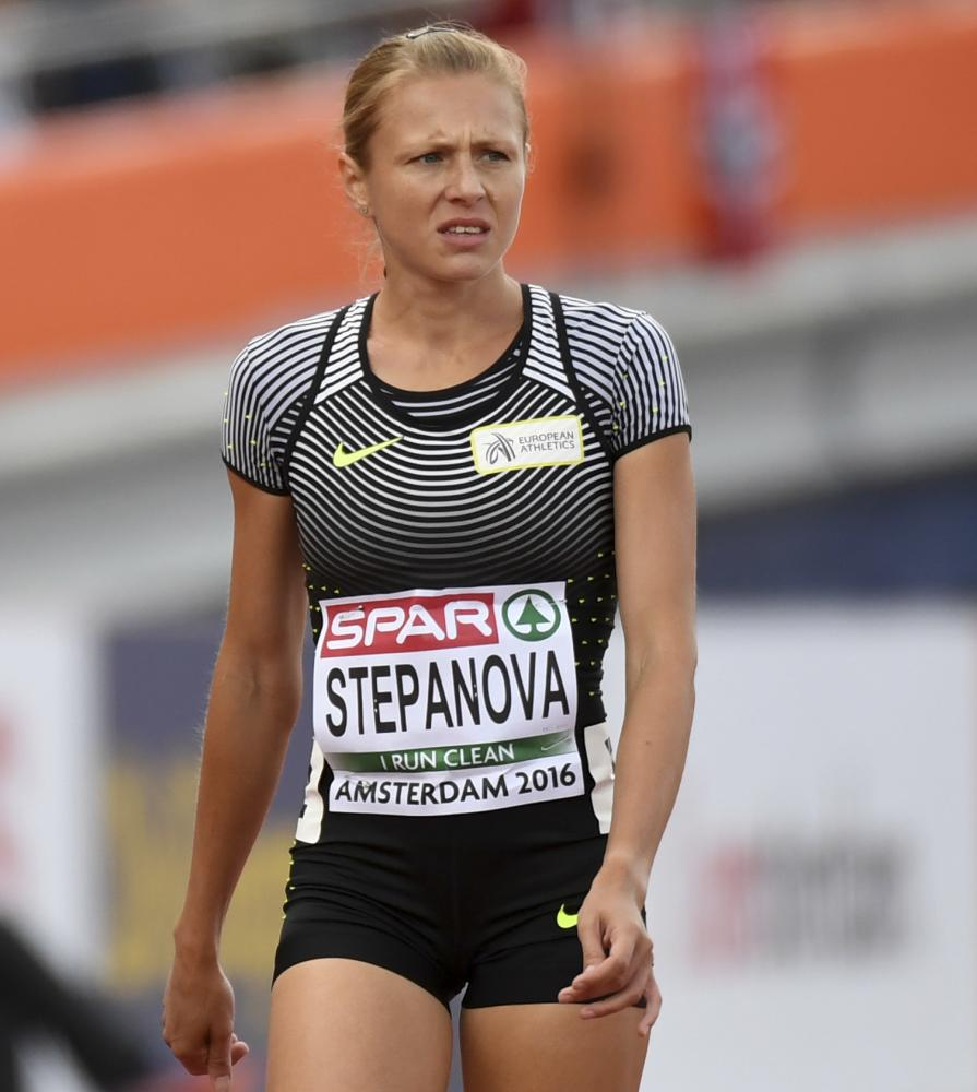 Yuliya Stepanova ... her exposure of Russian state doping of athletes was 'snitching' according to Blatter.