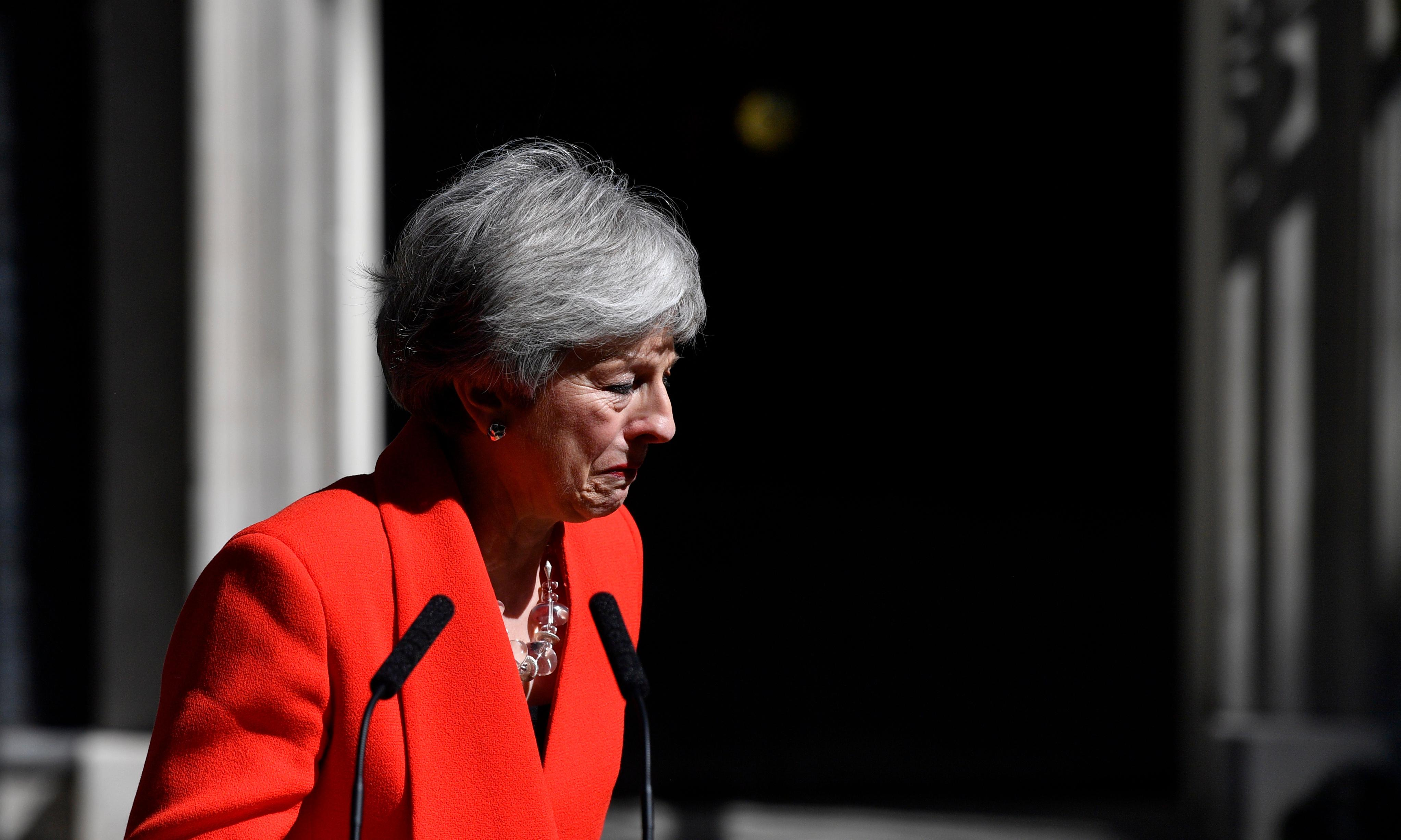 End game: the fall of Theresa May