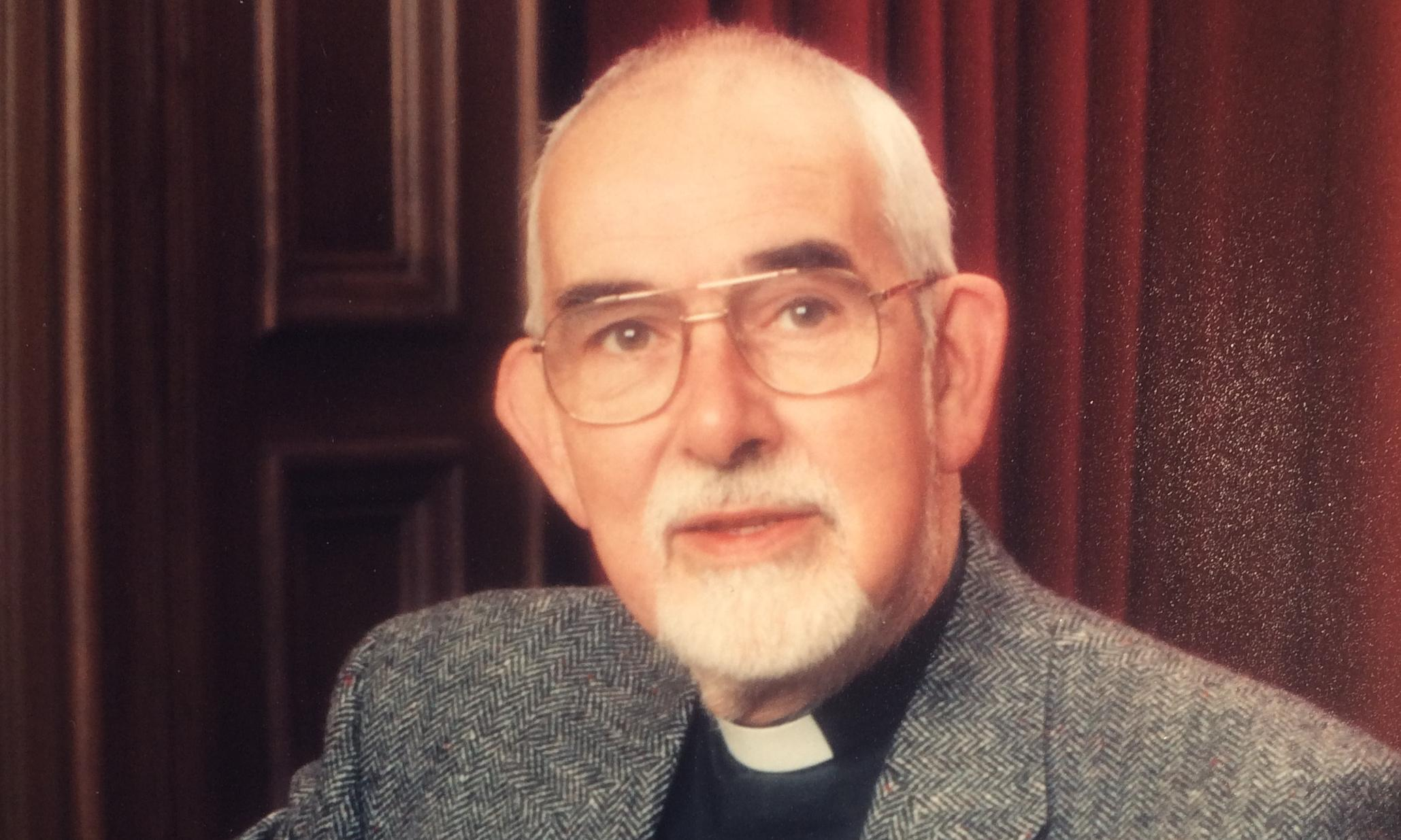 Canon David Redwood obituary
