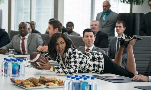 What Men Want review – Taraji P Henson puts her magical talent to use