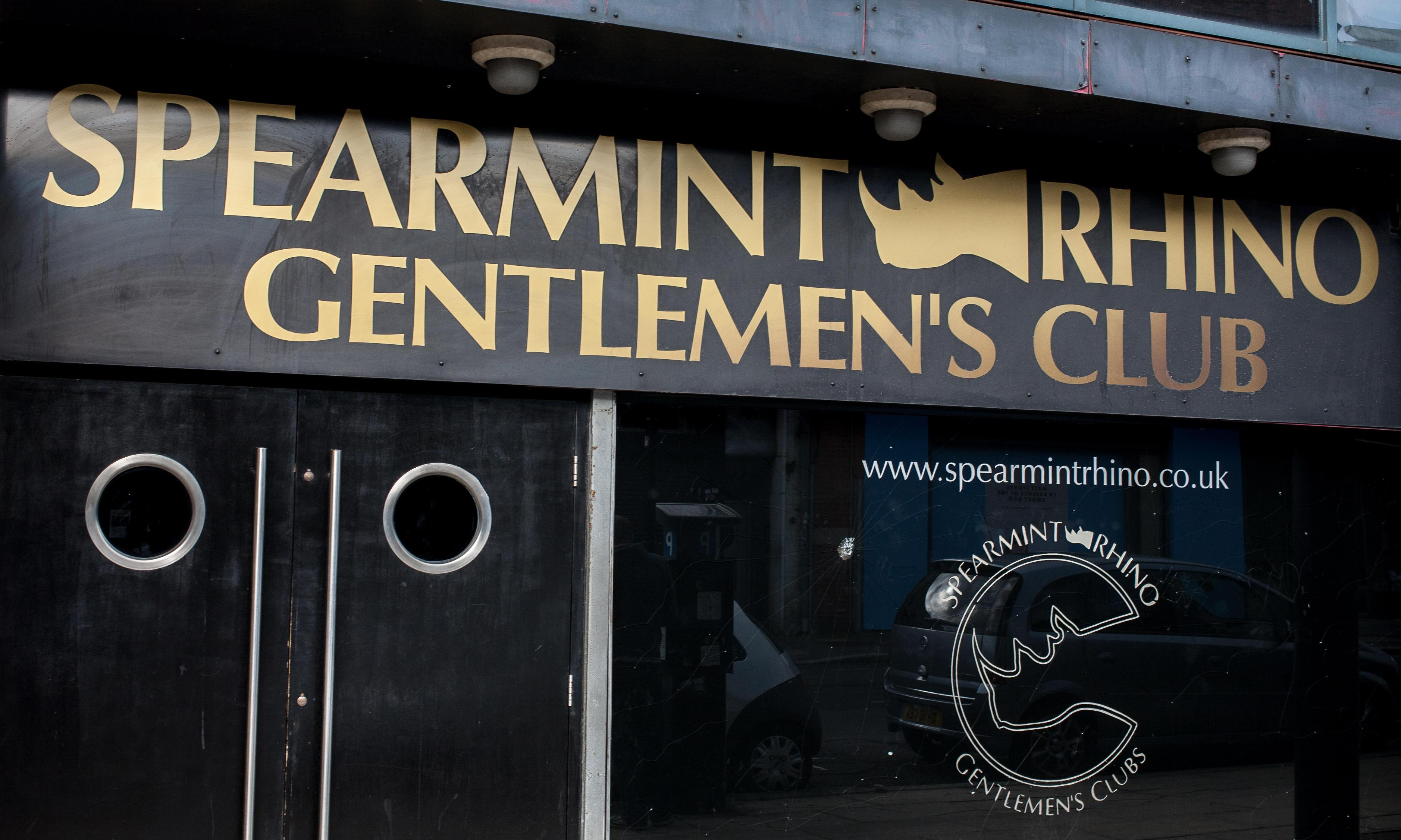 Judge rejects appeal for anonymity by secretly filmed strip-club dancers