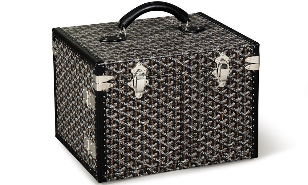 Maison Goyard jewellery box