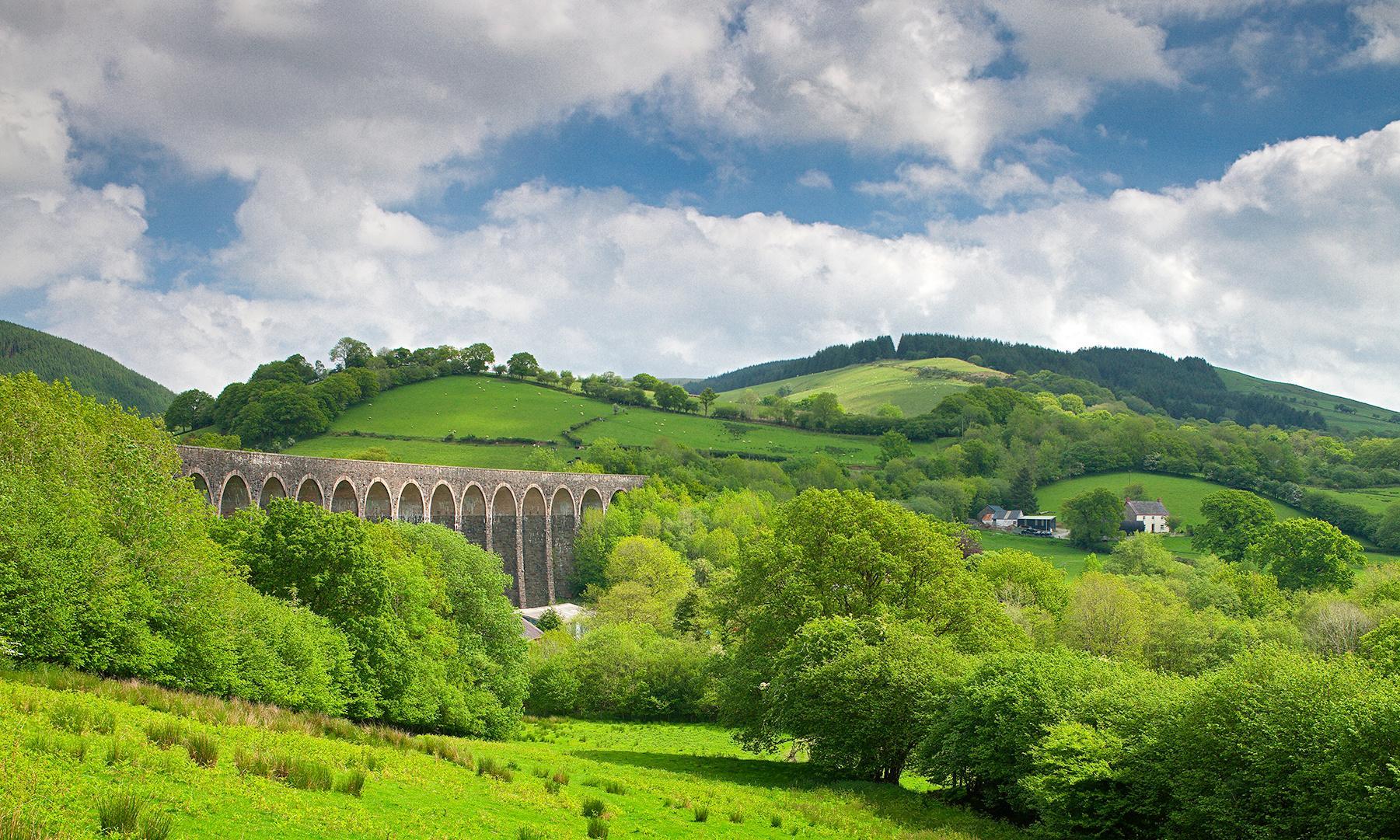 All aboard a new walking trail across Wales
