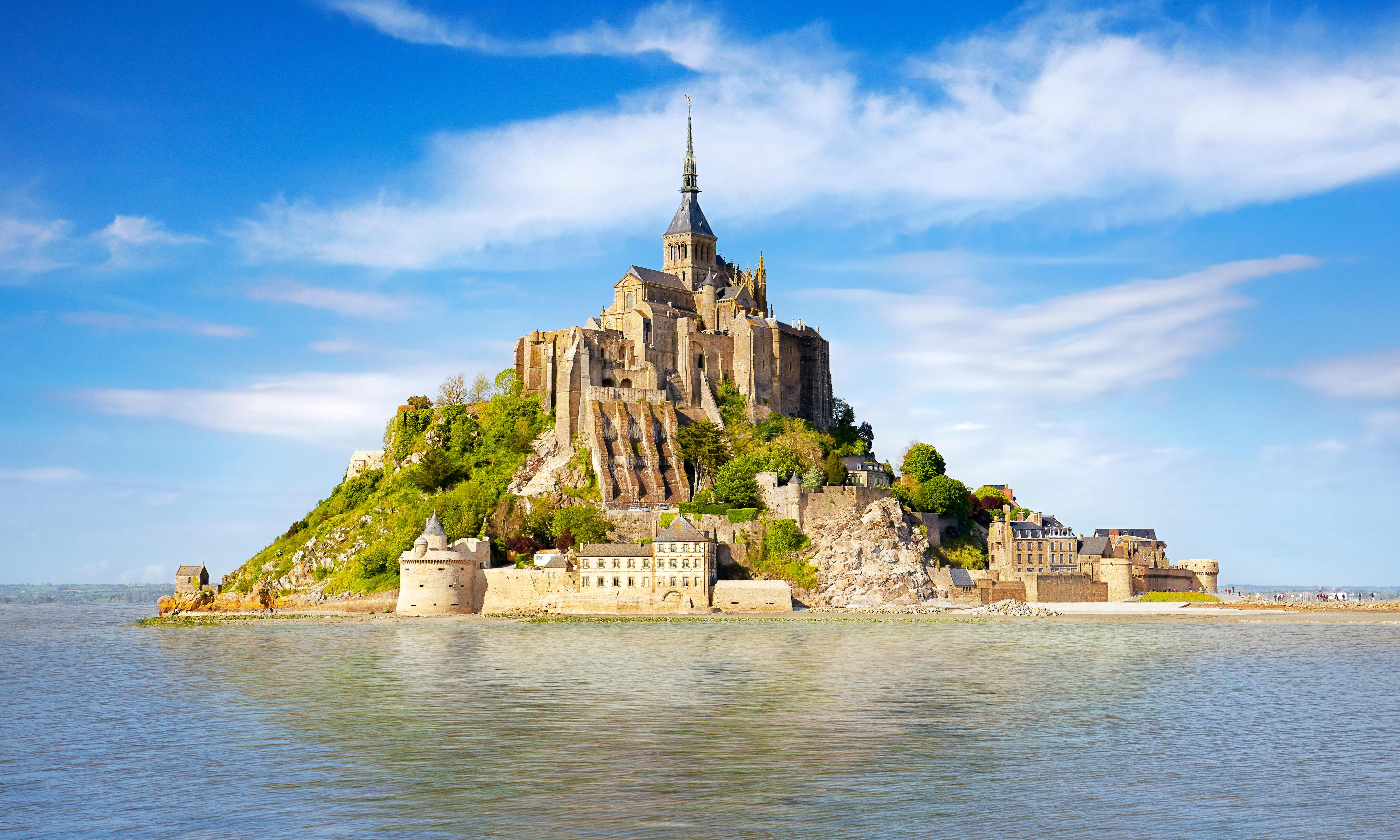 Norman conquest: cycling from Paris to Mont Saint-Michel