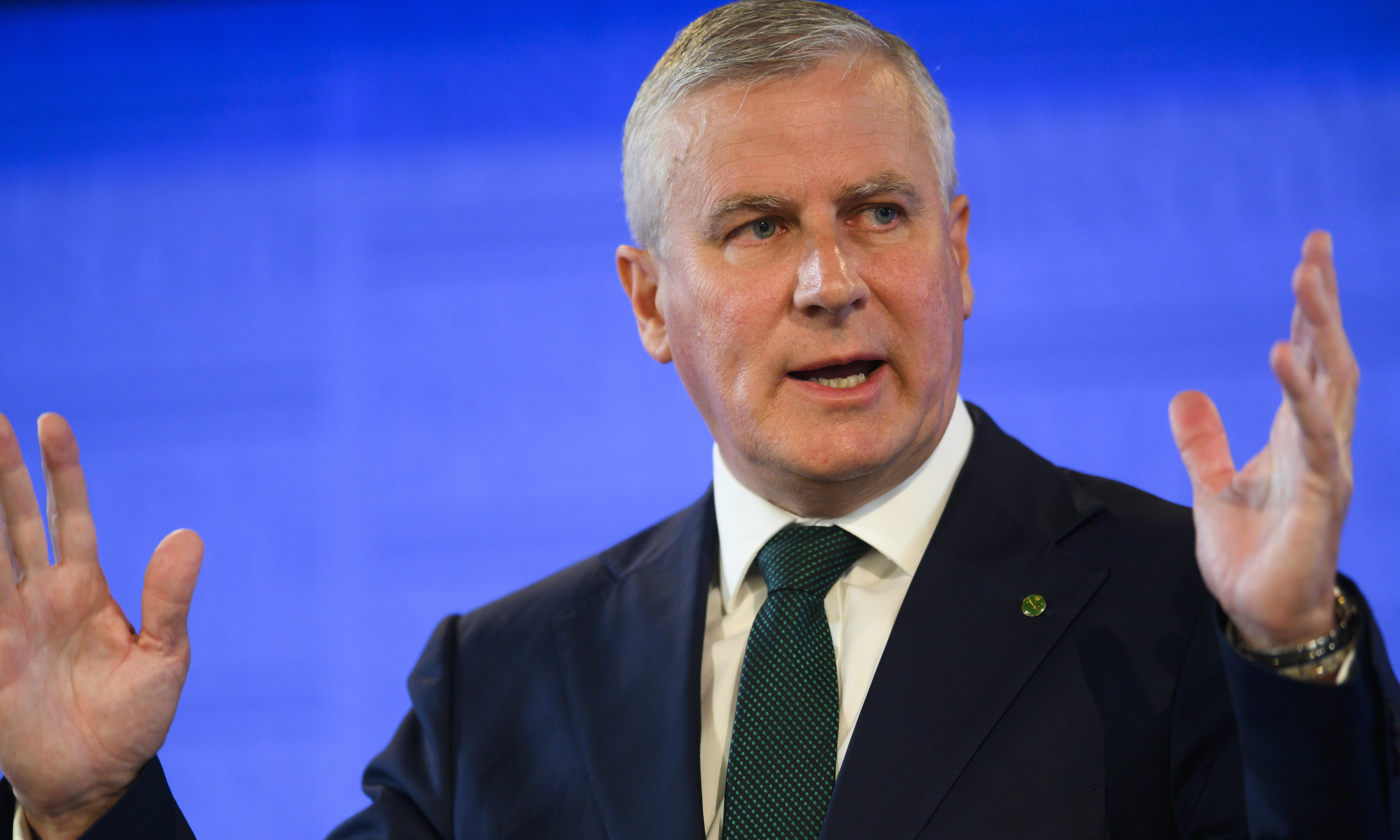 Australia's deputy PM apologises to Pacific for fruit-picking comments 'if any insult was taken'