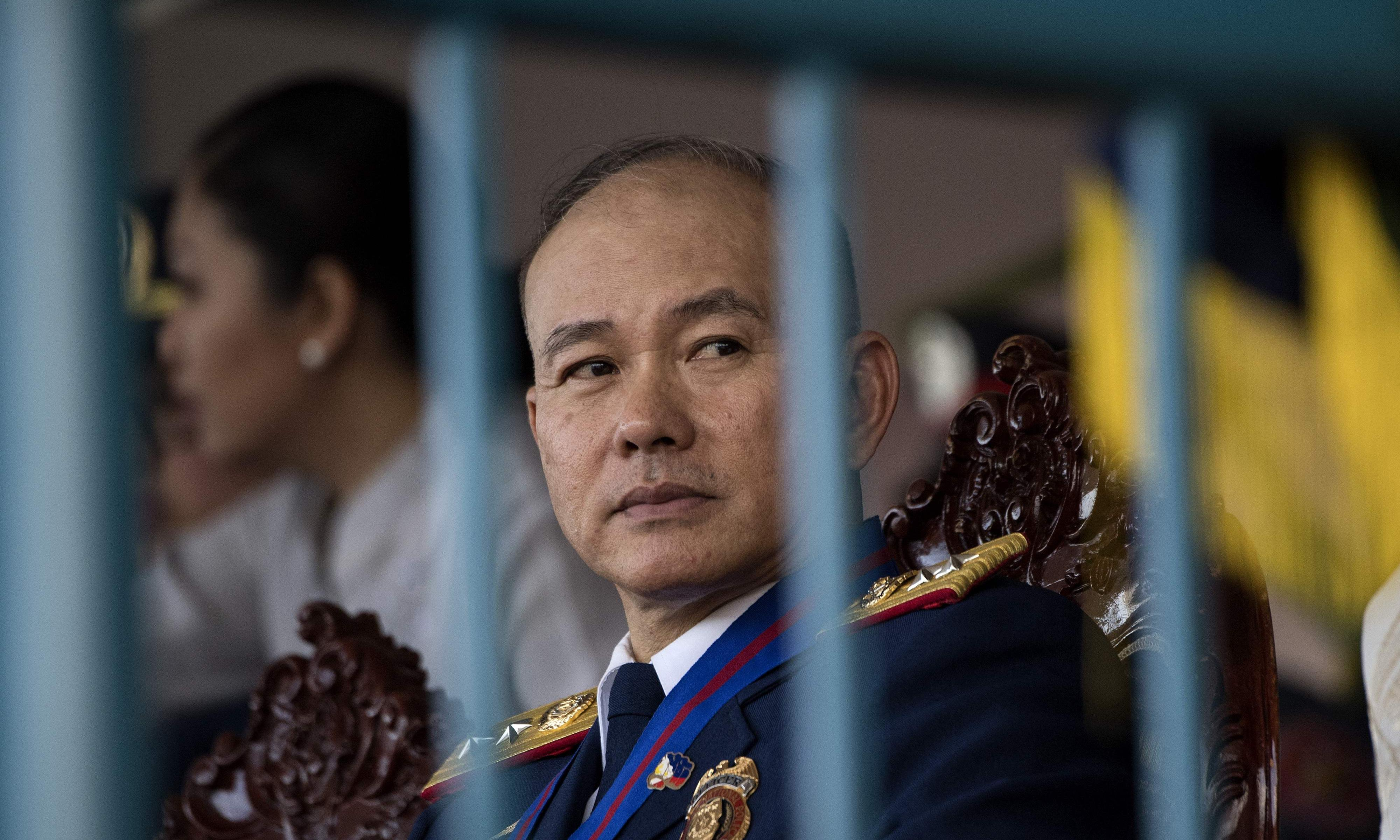 Former Philippines police chief and drug war enforcer to be charged with corruption