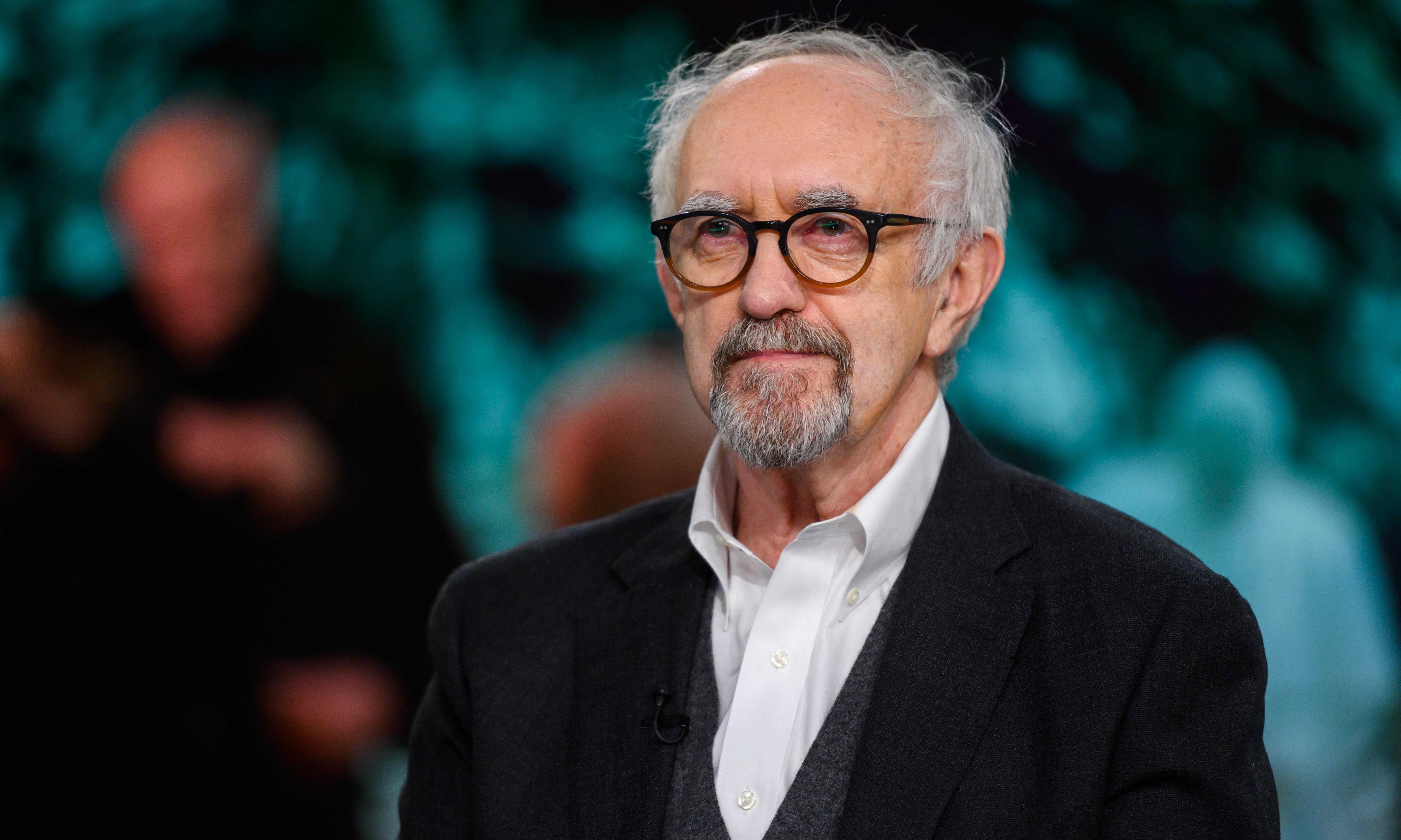 Jonathan Pryce: 'There's a definite shortage of 72-year-old Welsh men'