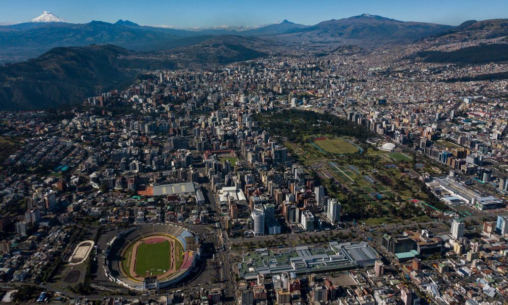 Quito awaits.