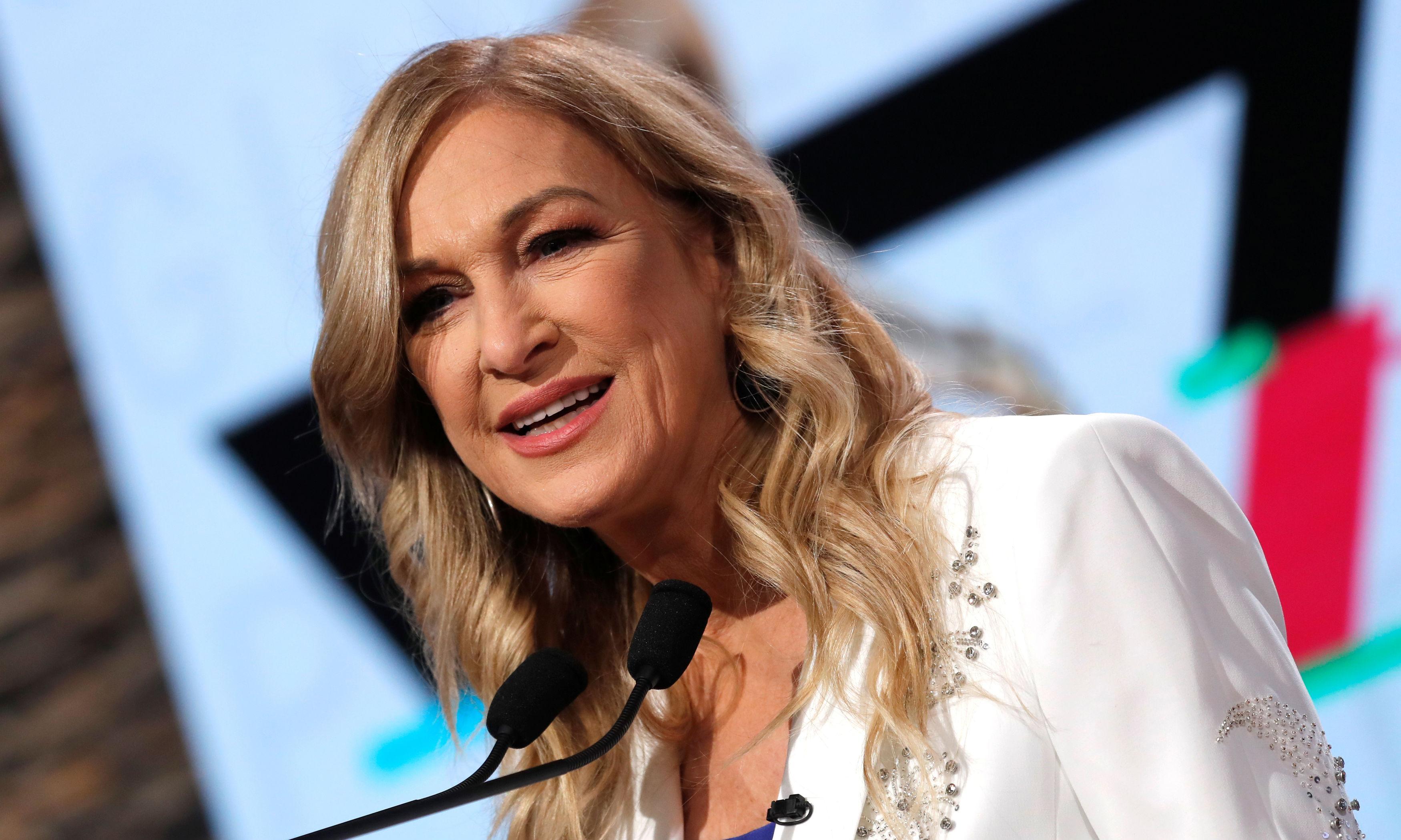 Grammys chief Deborah Dugan suspended after misconduct allegation