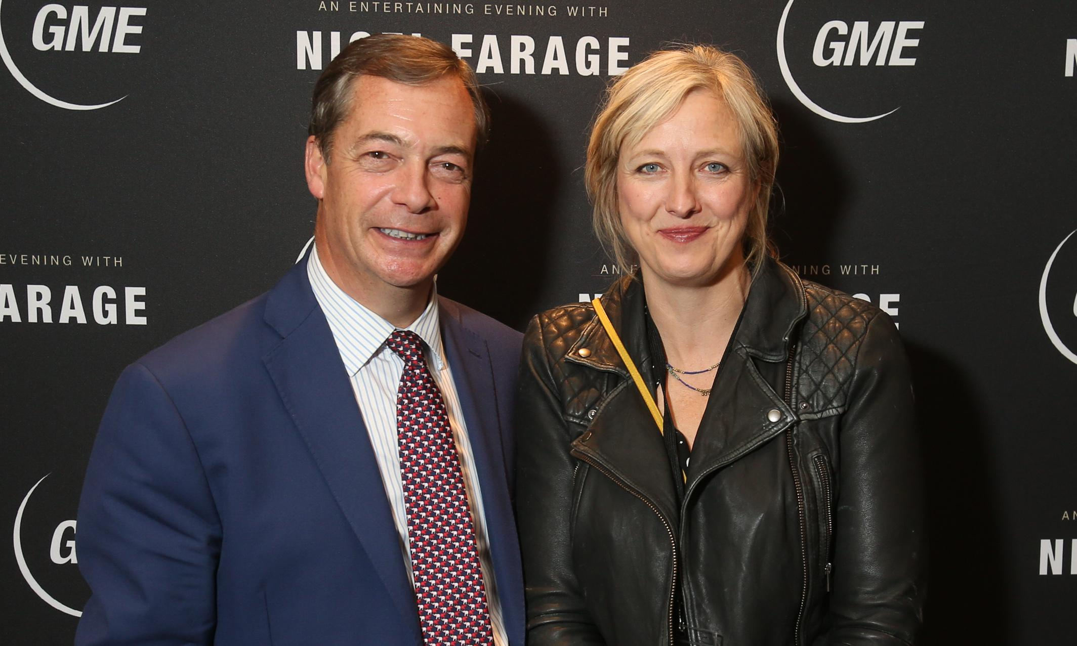 Who is the real Nigel Farage... and why won't he answer my questions?