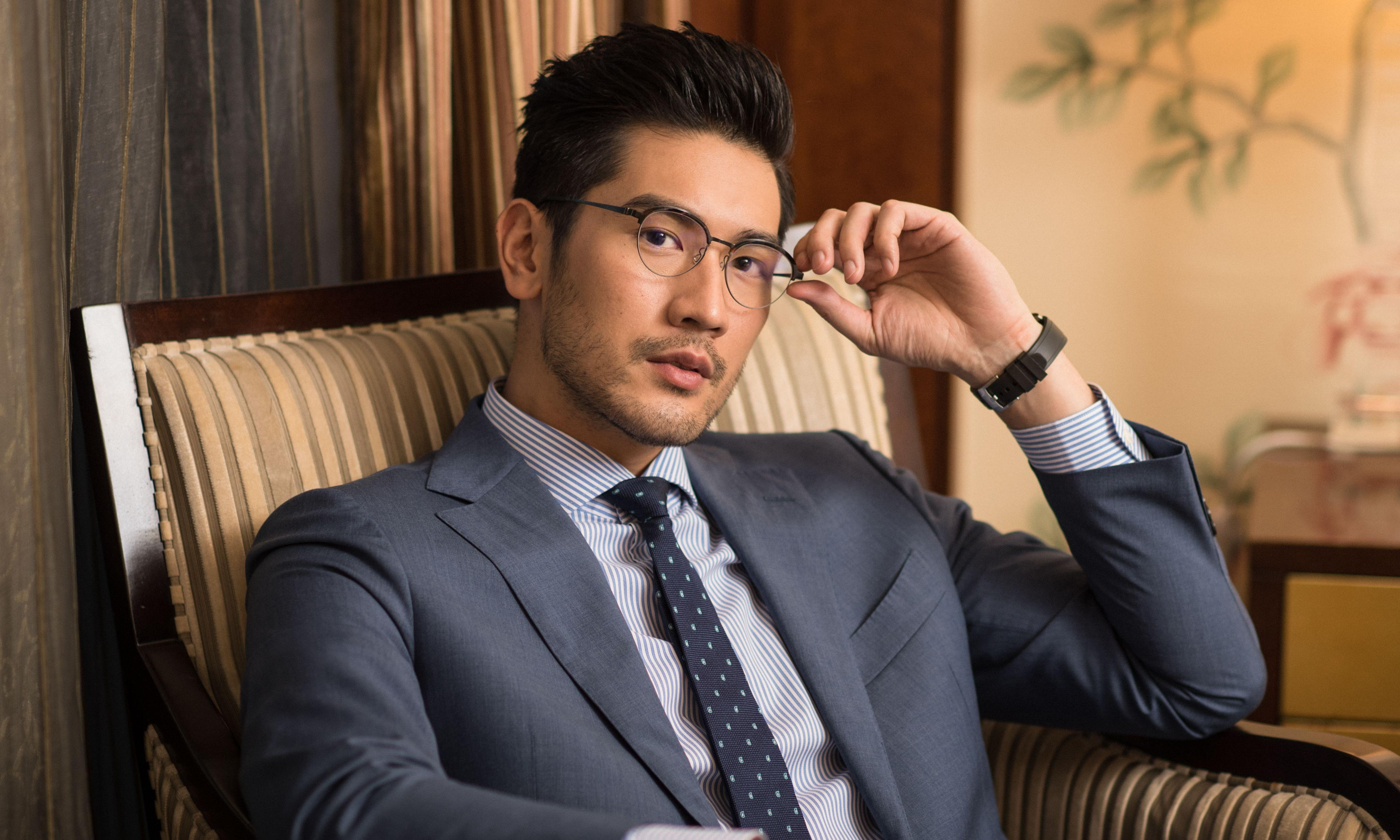 'A very nice guy': how Godfrey Gao made it to the top