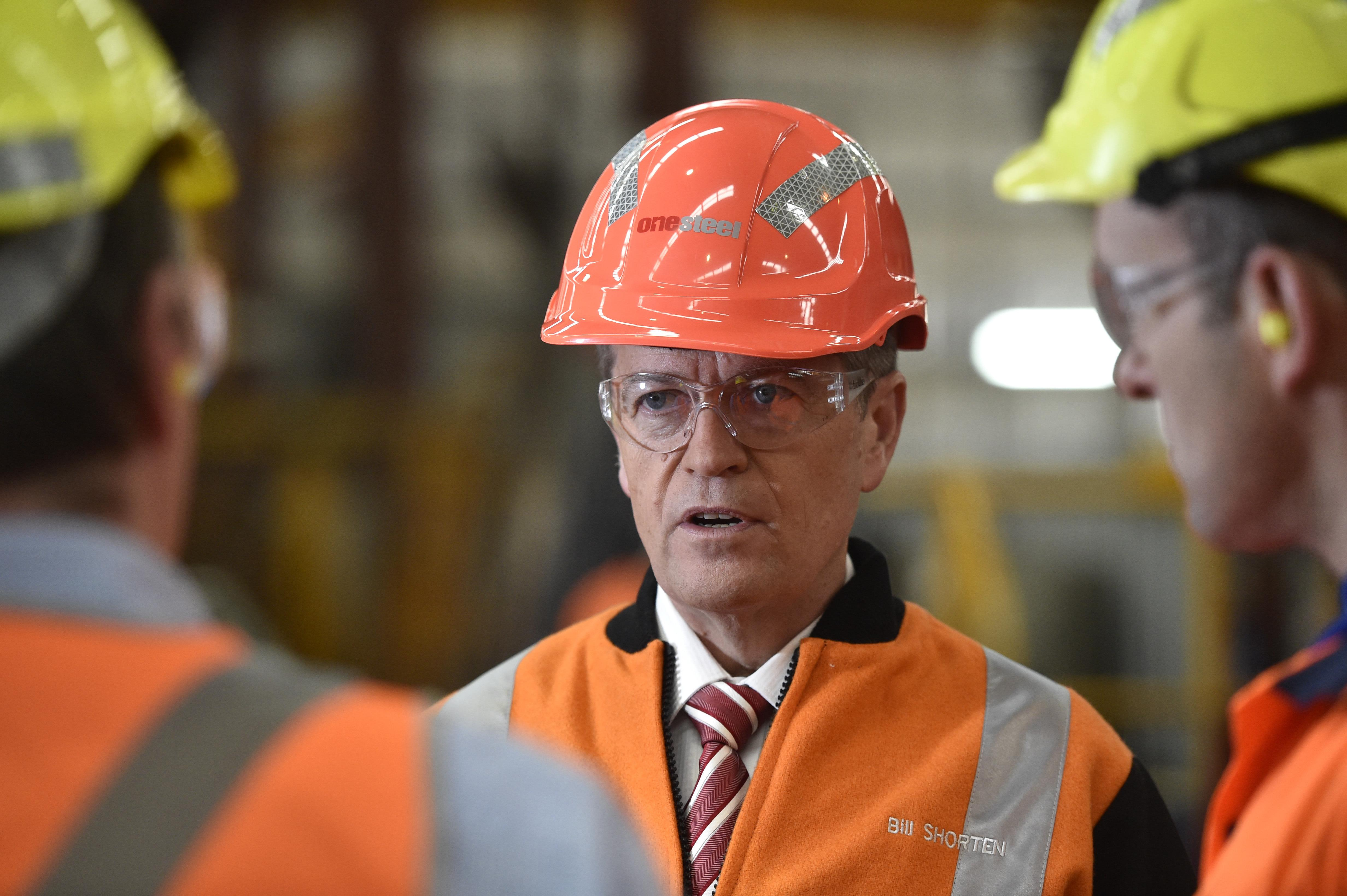 How the drop-off in construction gives Labor an election spending blueprint