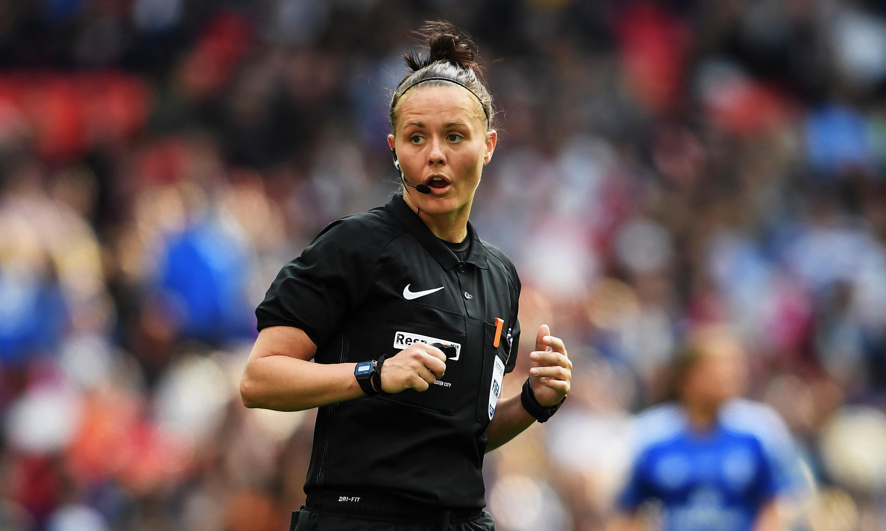 Refereeing of women's football needs work. Here is the plan to tackle it