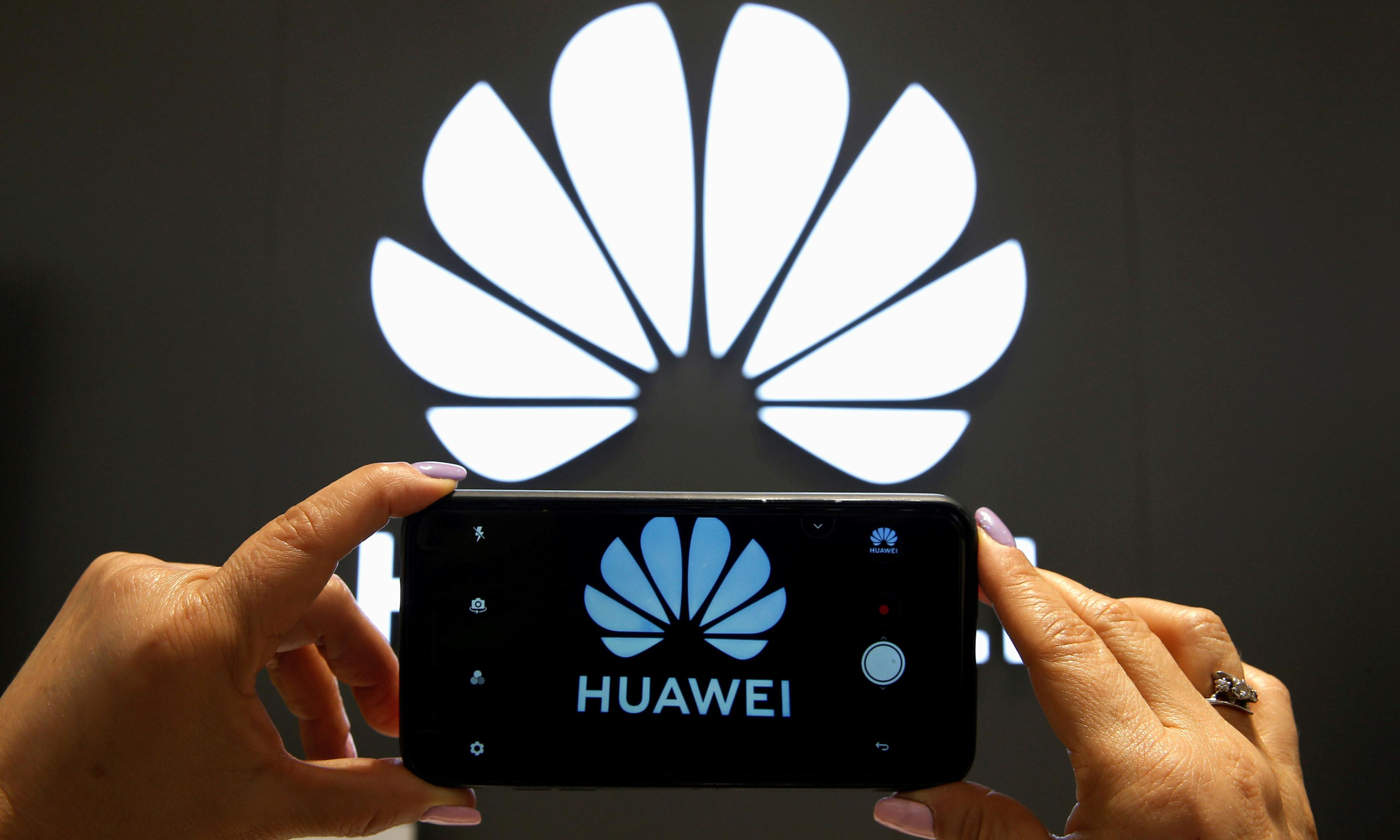 Huawei helped North Korea build wireless network – US reports