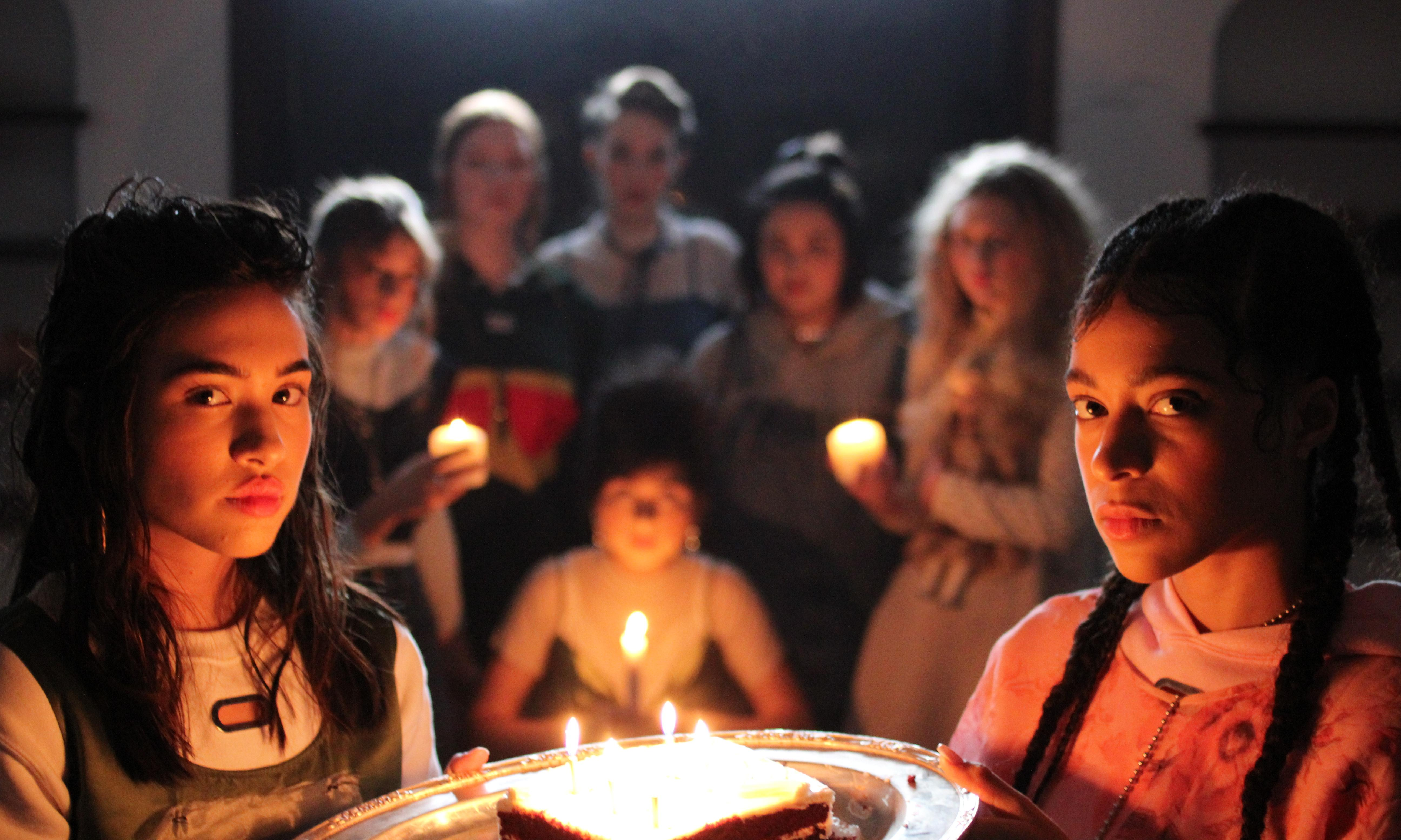 Ladyworld review – teen sleepover descends into apocalyptic delirium