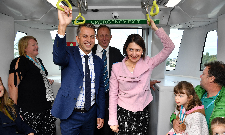 Driverless Metro: trains and doors get stuck after Berejiklian unveils $7.3bn project
