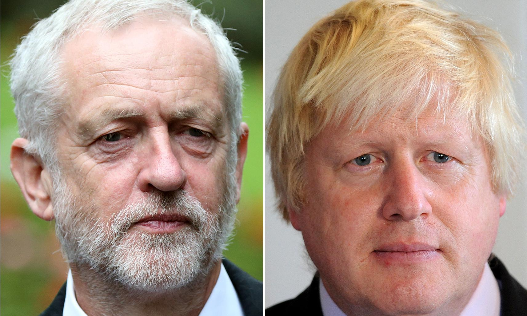 'A phoney outsider': Corbyn attacks Johnson as he sets out election pitch
