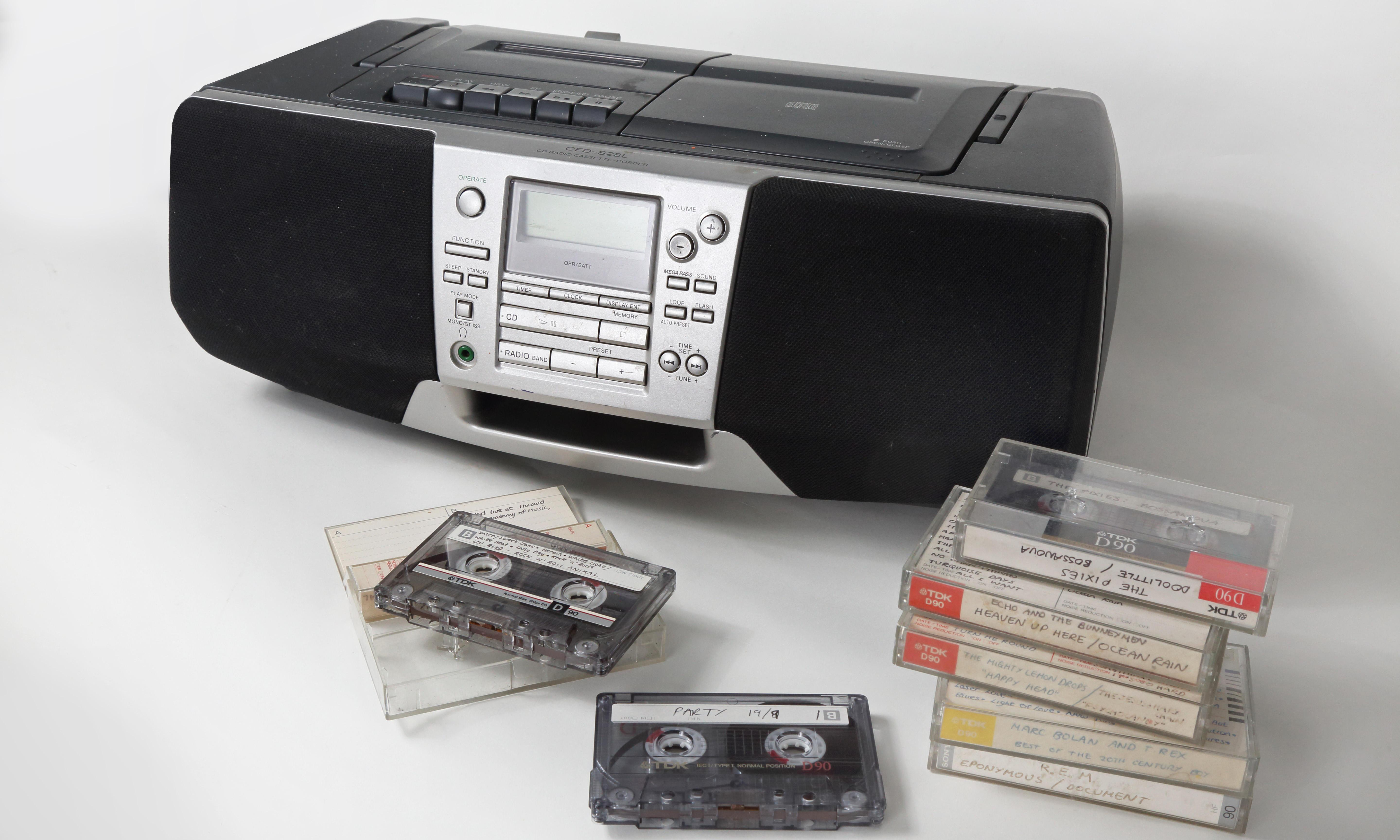 Back in the loop: why cassette tapes became fashionable again