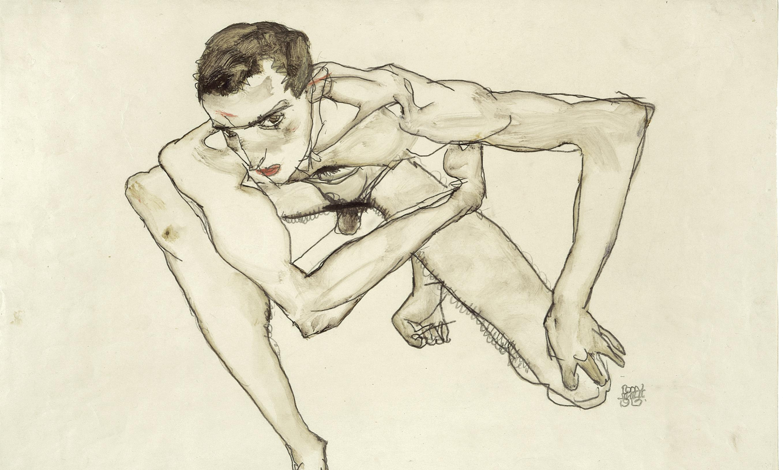 Incendiary Schiele, swaggering Schnabel and dynamic Dean – the week in art