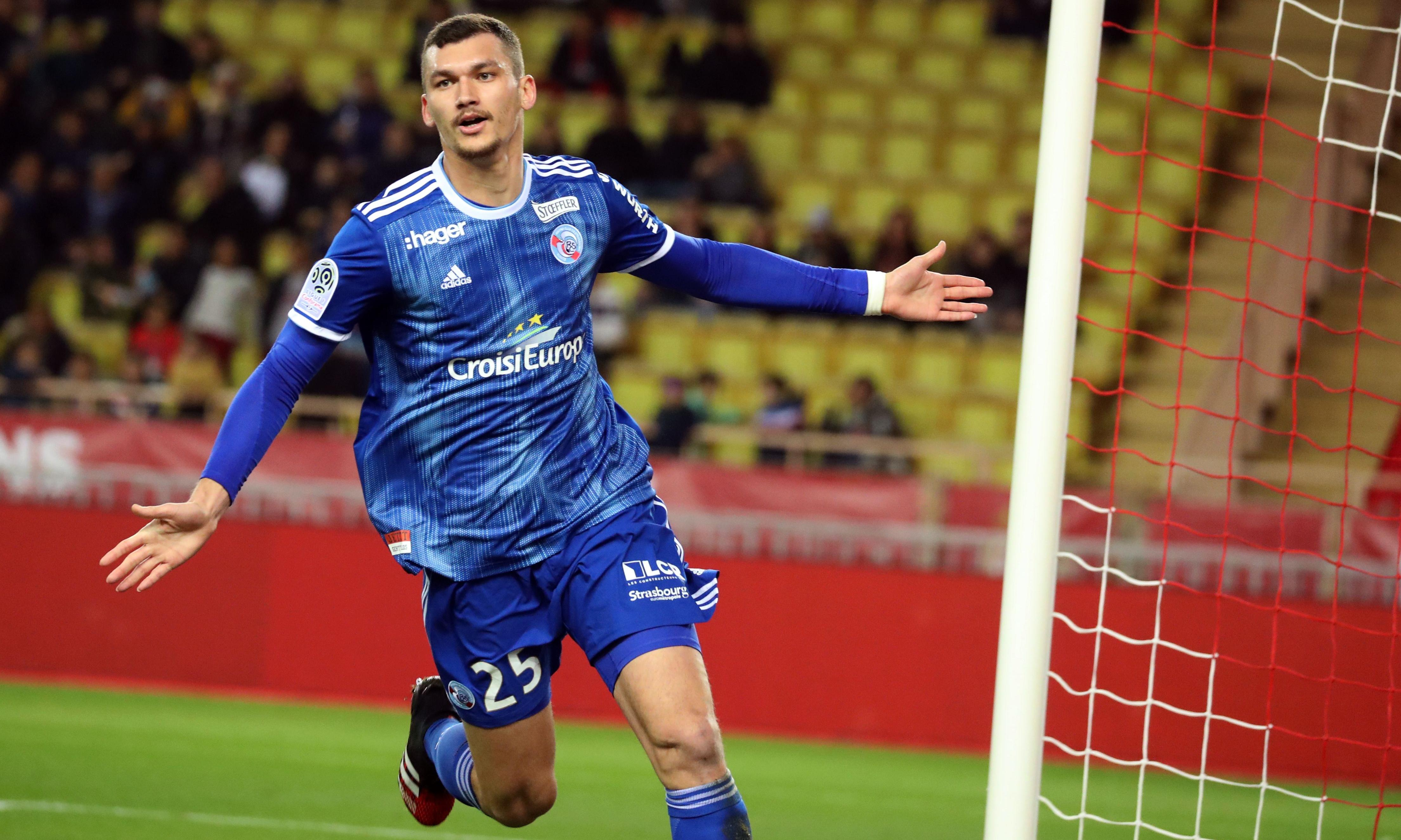 Strasbourg swat aside Monaco as they set their sights on Europe