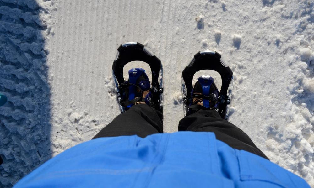 Snowshoeing at Perisher – takes snow lovers off the beaten path.
