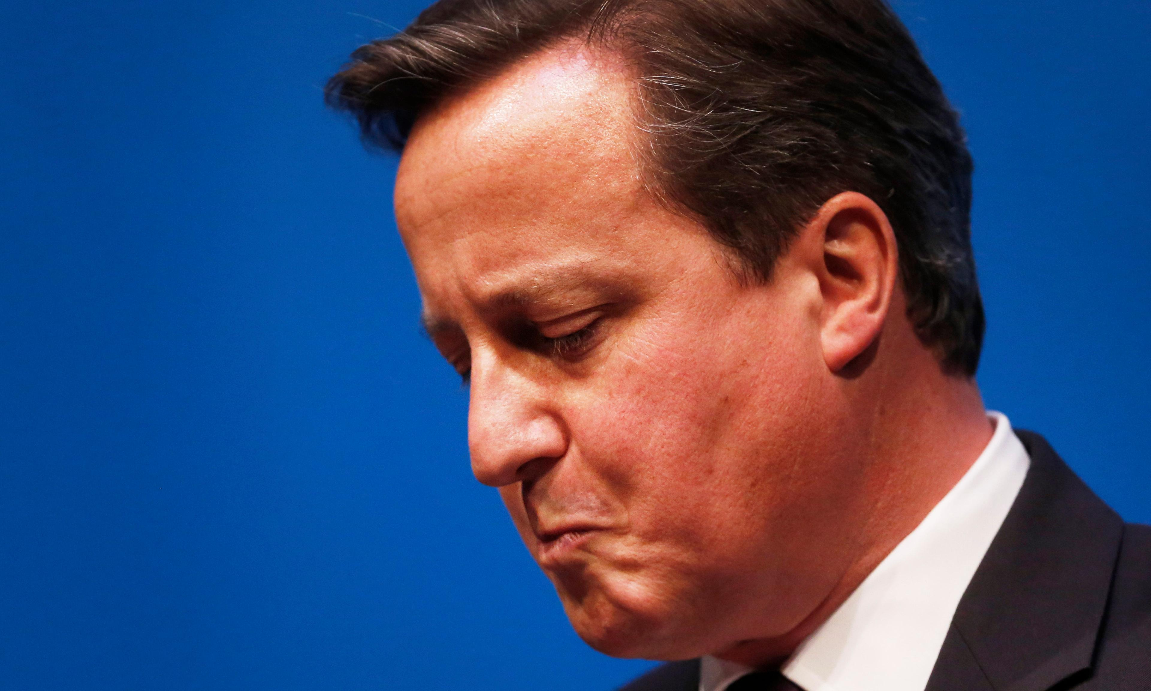 For the Record by David Cameron review – the prime minister who fell short