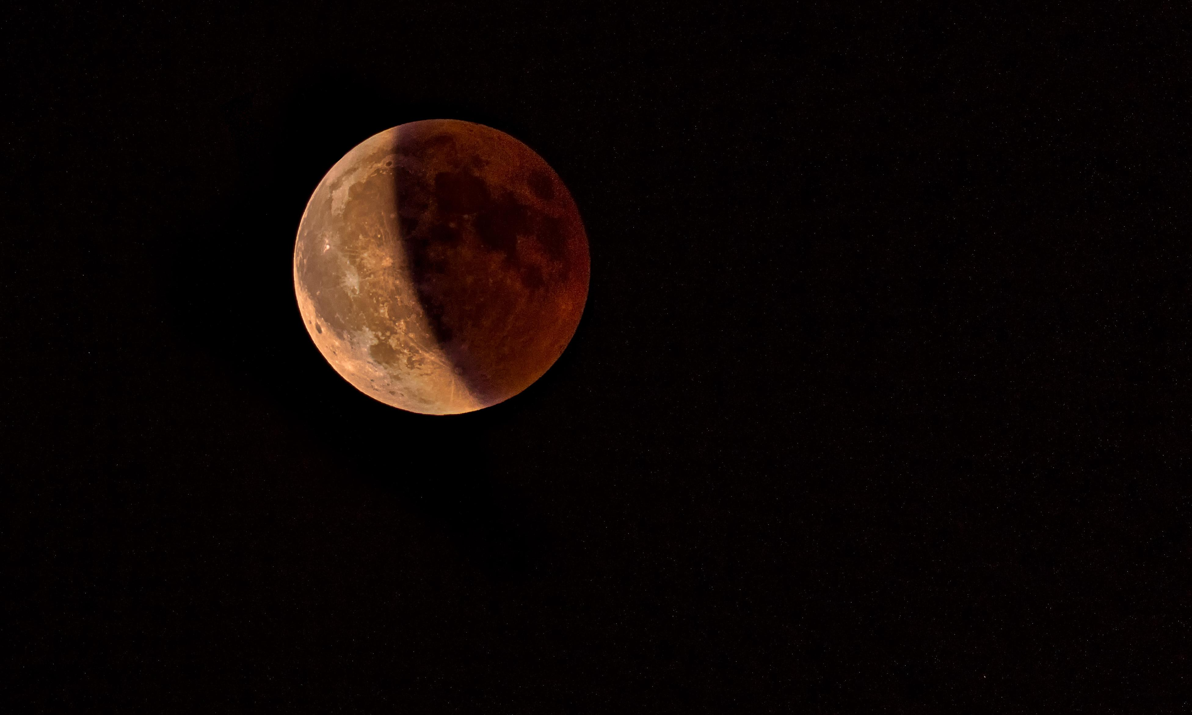 Super blood wolf moon: rare total lunar eclipse to grace northern hemisphere skies