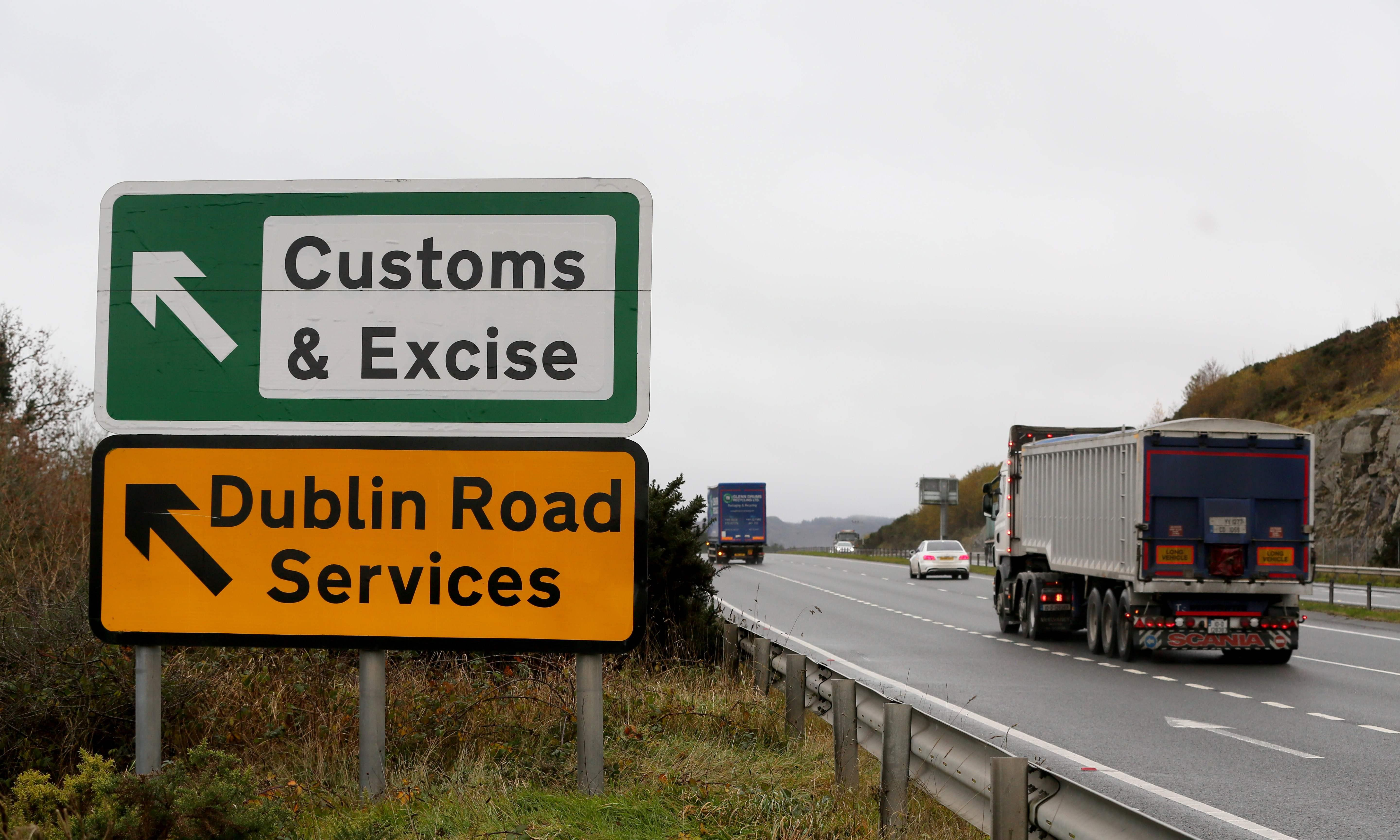 'One last chance': why Irish border question remains sticking point