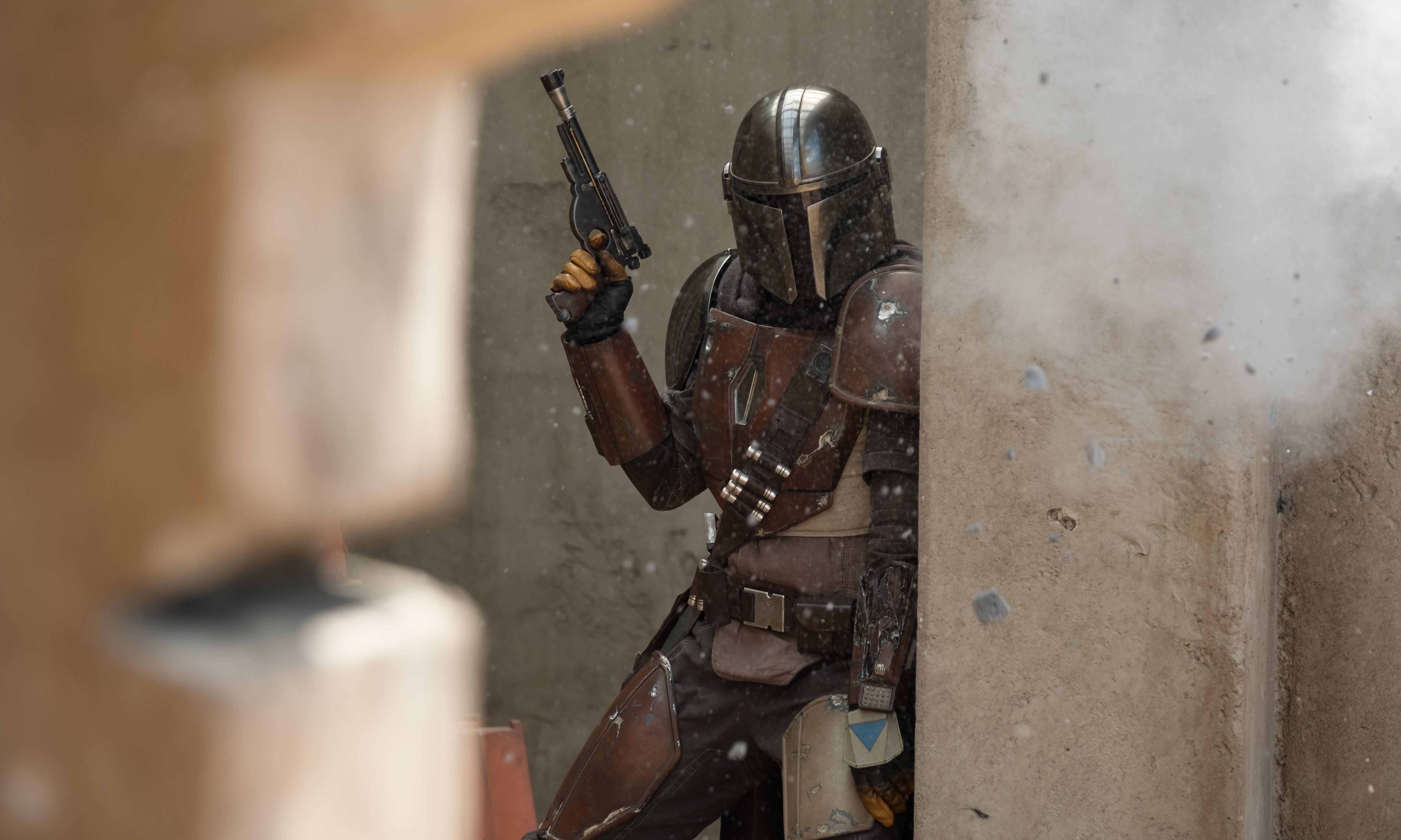 The Mandalorian: Disney unveils trailer for Star Wars TV series