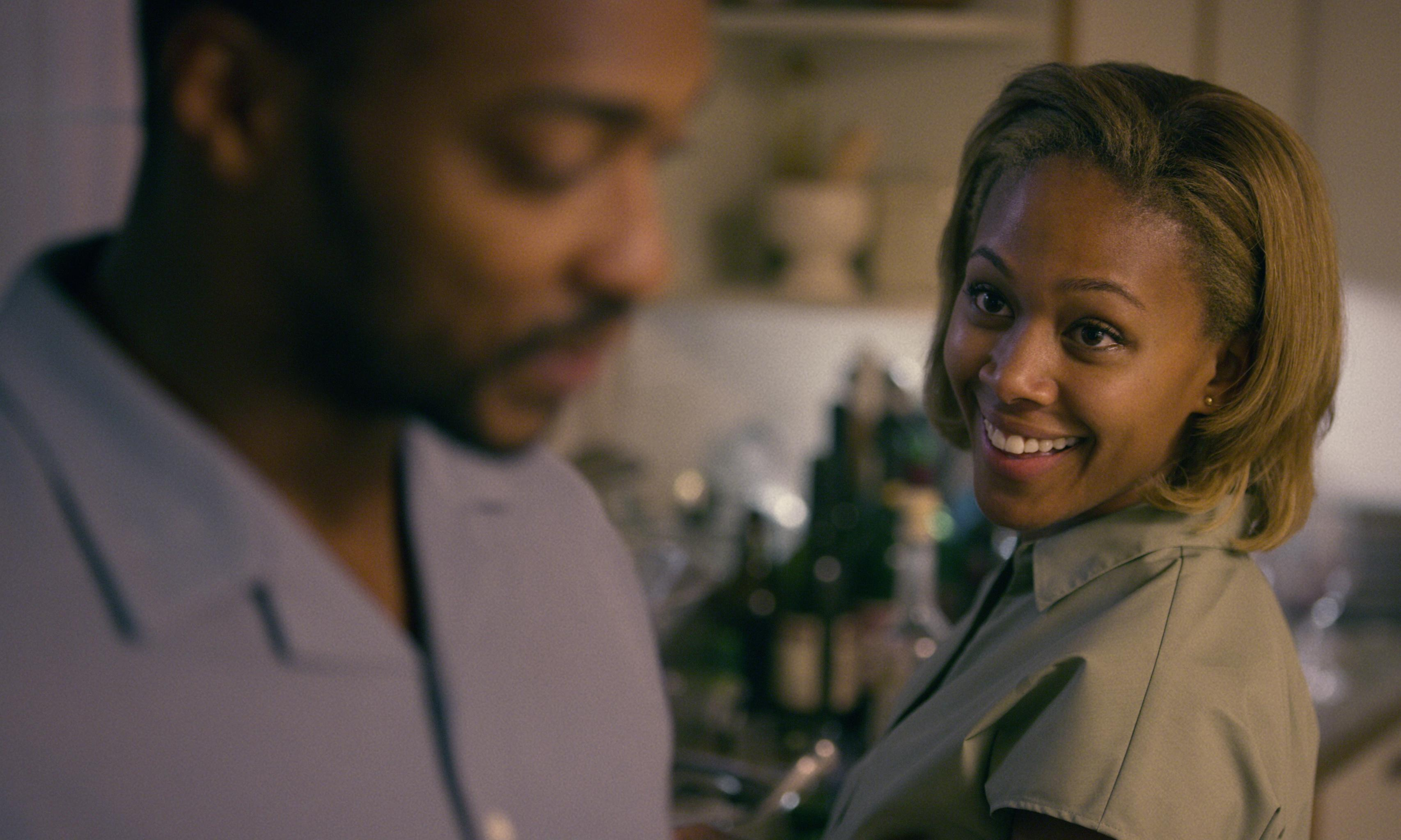Nicole Beharie: 'Every episode I'm like, please don't let this happen'