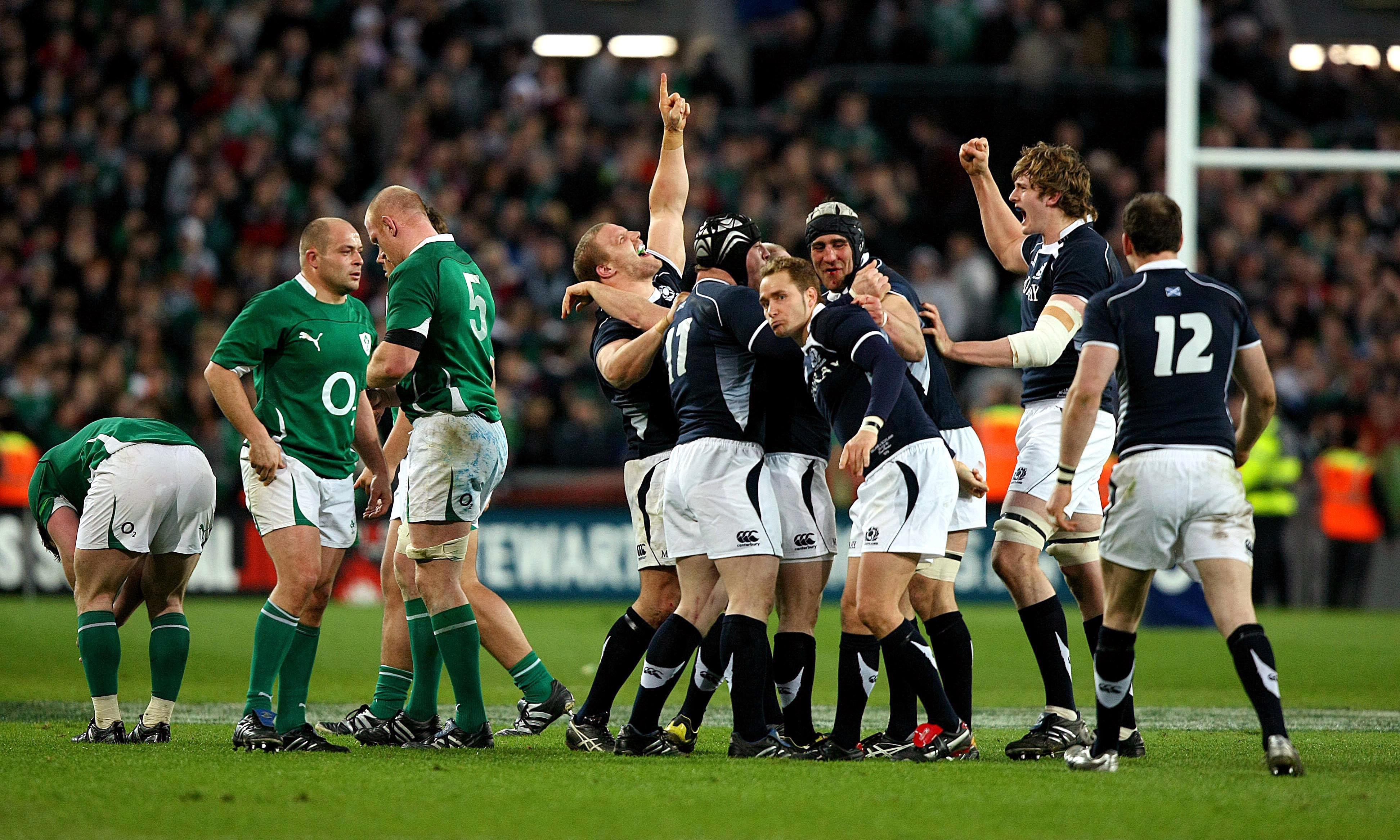 Scotland seeking launchpad with landmark win against Ireland