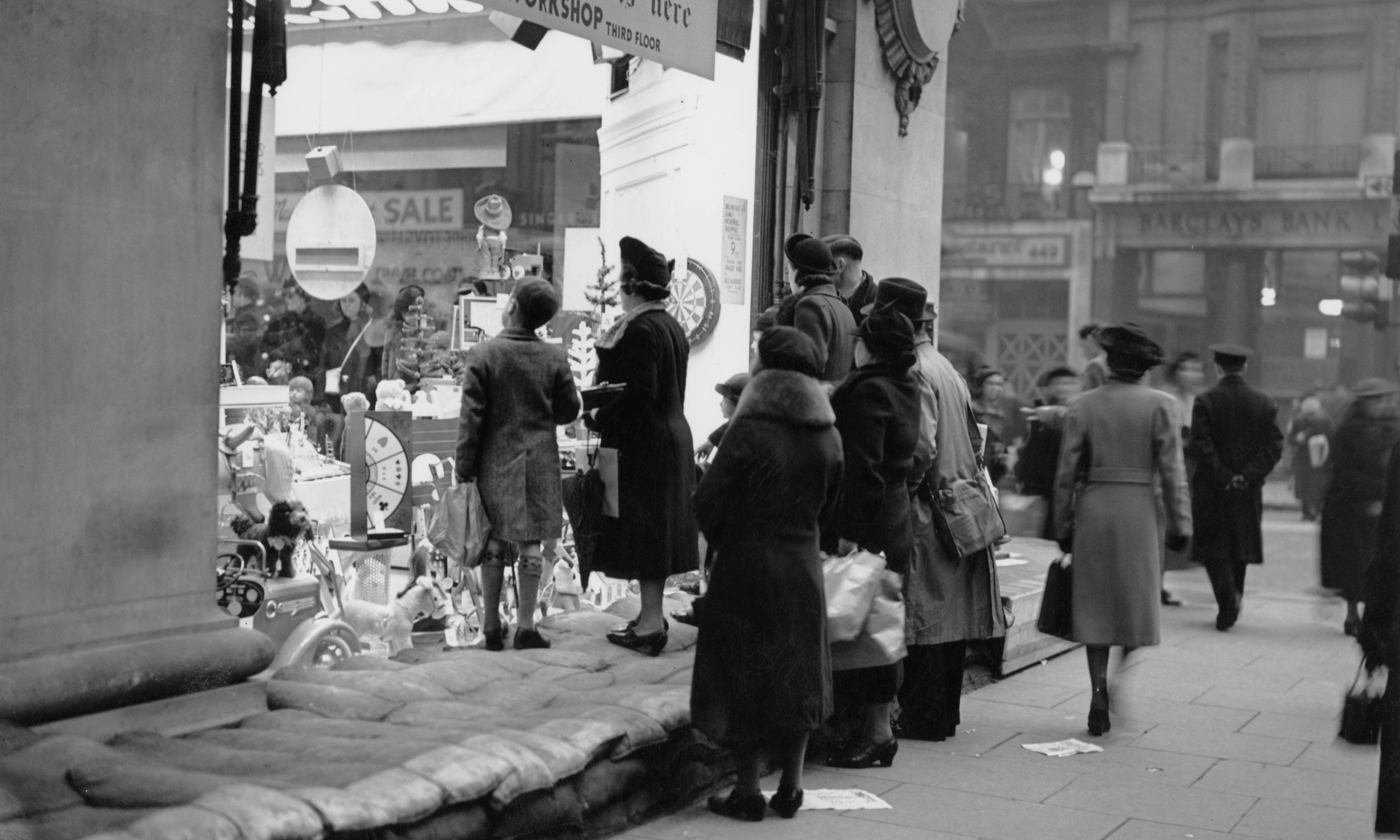 Christmas 1939: the spread of barbarism - archive