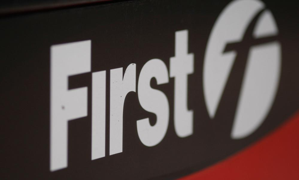 logo of FirstGroup
