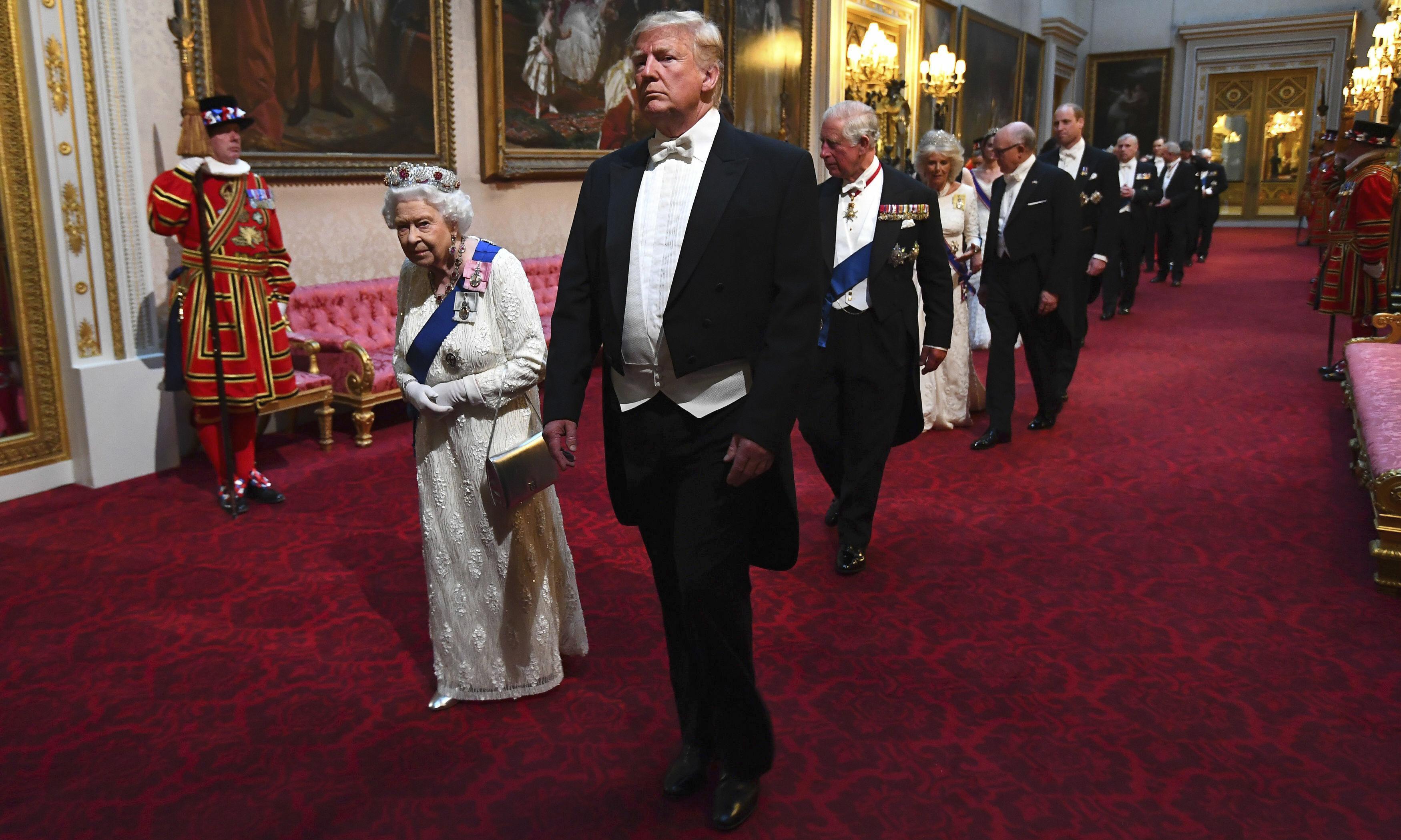 US briefing: Trump's UK visit, Tiananmen at 30 and Purdue lawsuits