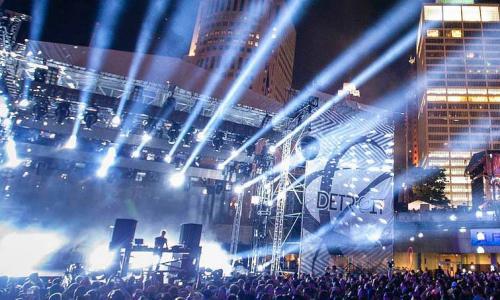 Detroit's Movement festival.