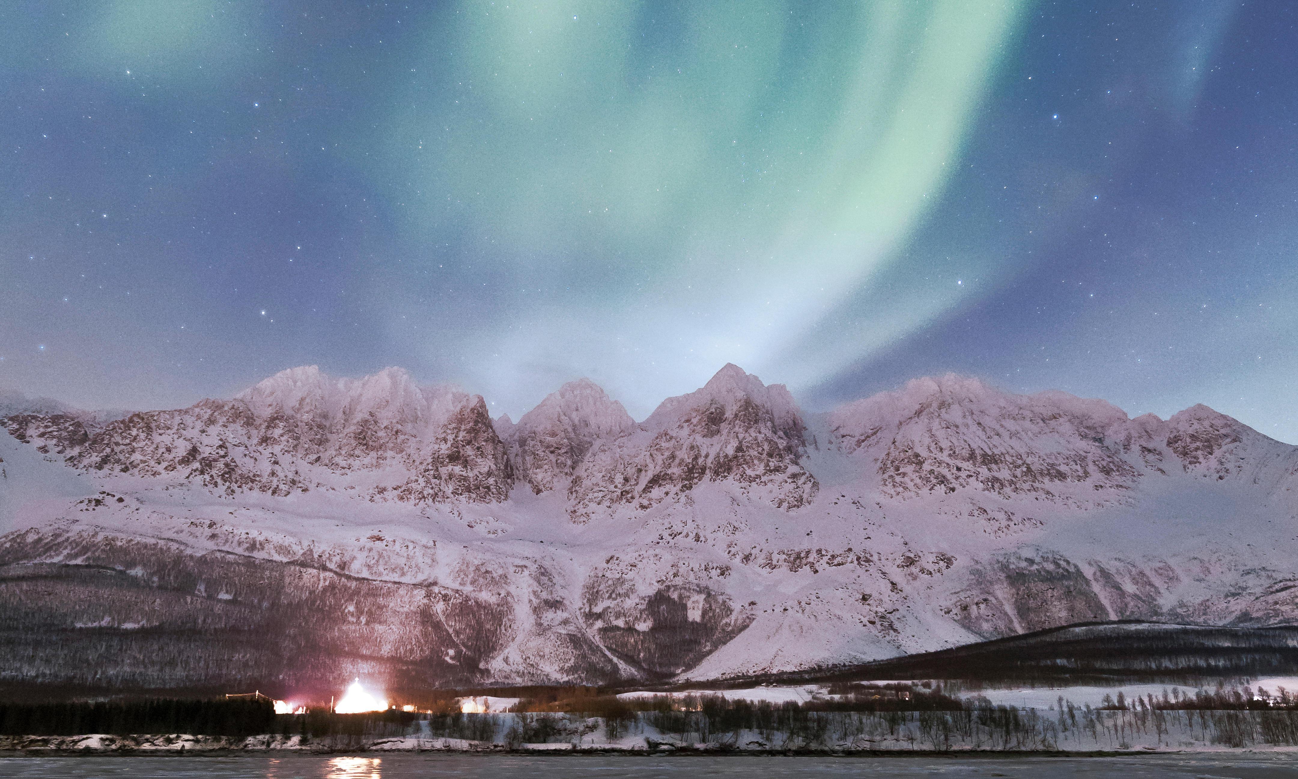 Aurora adventure: Norway's northern lights, on a budget