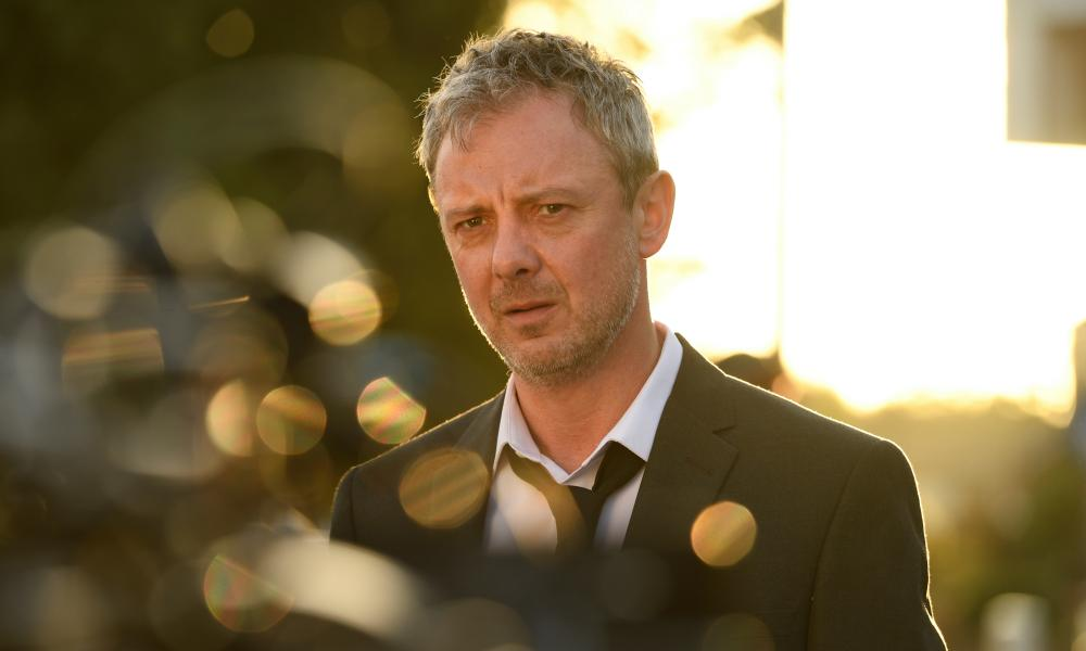 John Simm as Dan Bowker in Trauma.