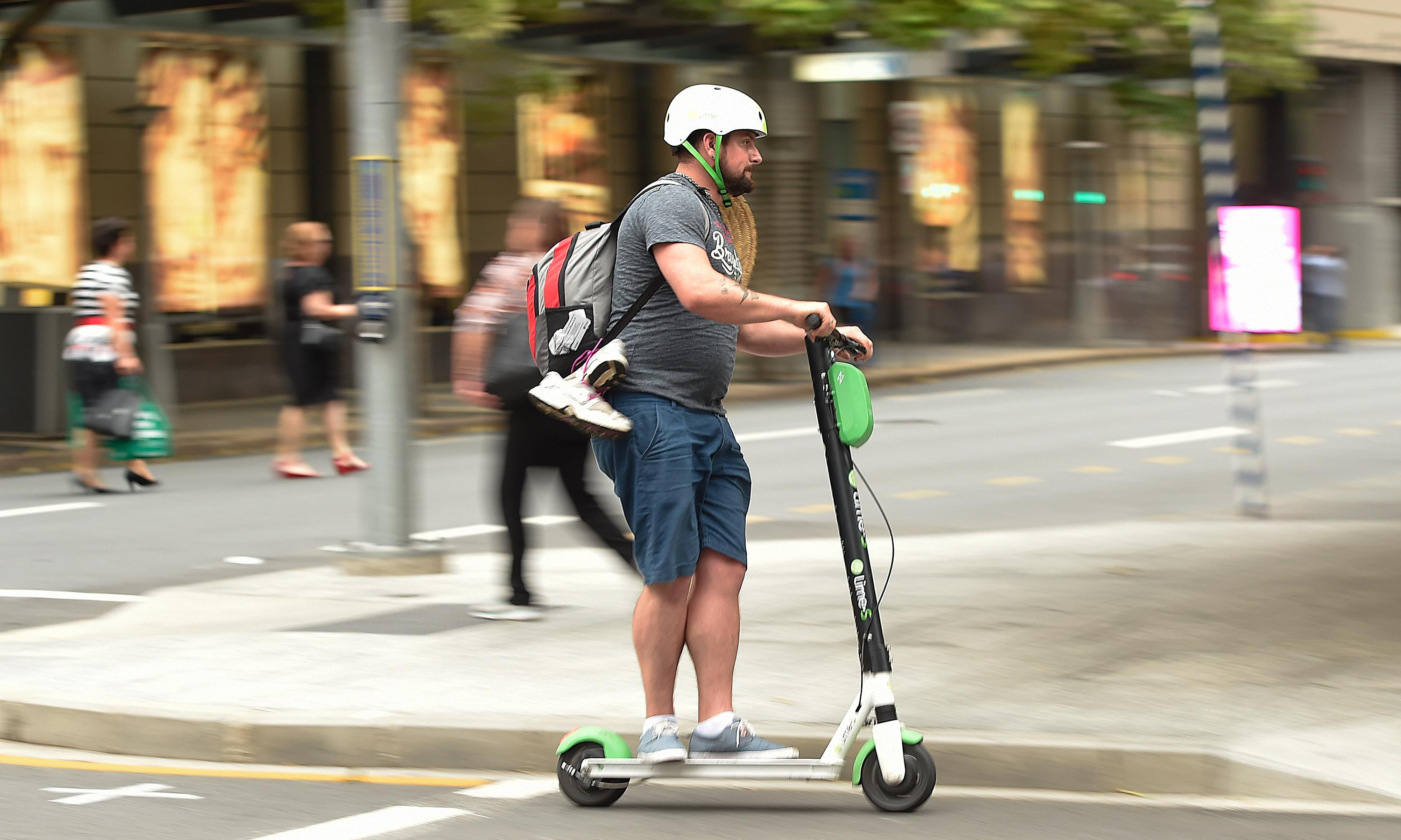 Australia braces for electric scooter boom as confusion reigns over state laws