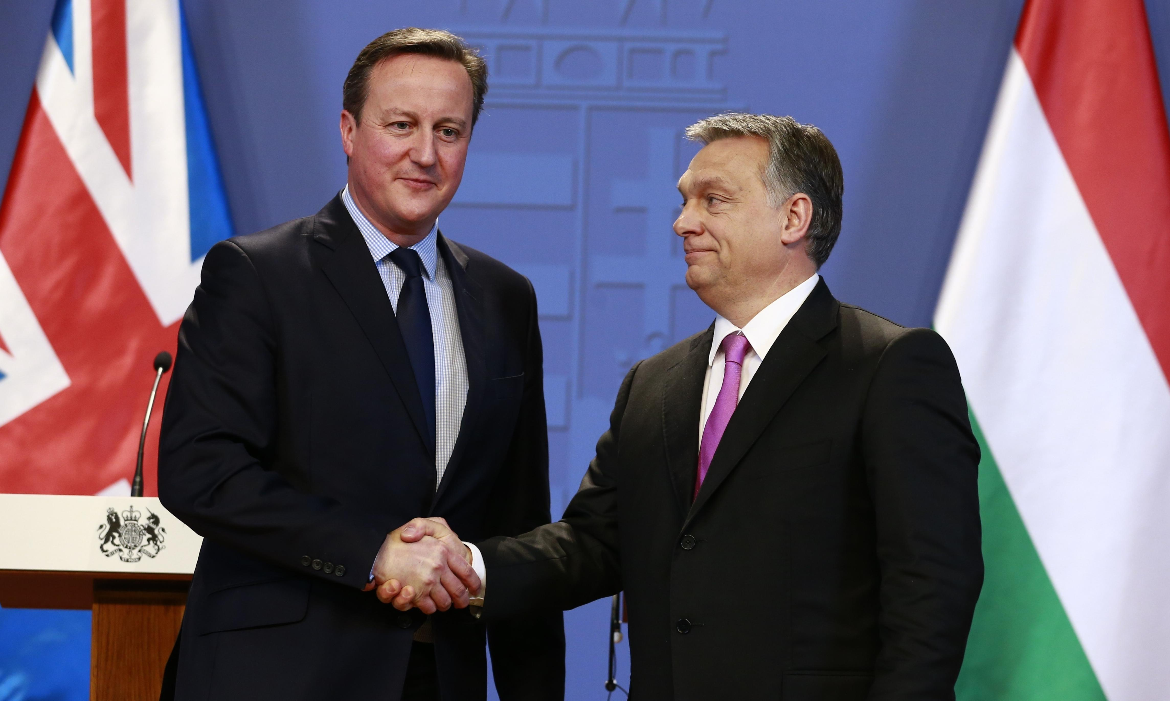 If Hungary's voting system is unfair then Britain's is even worse