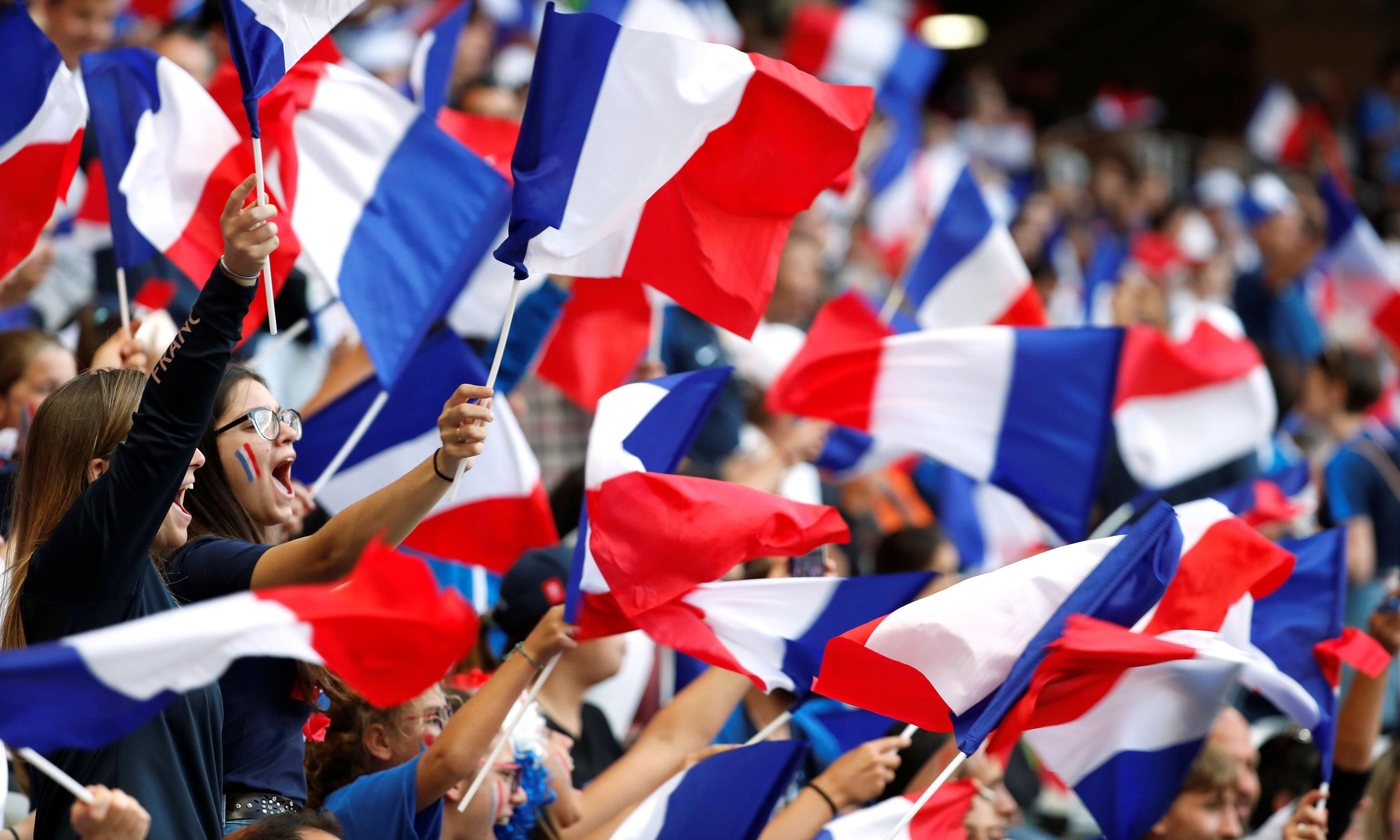 'You can feel this surge': how France has caught Women's World Cup fever