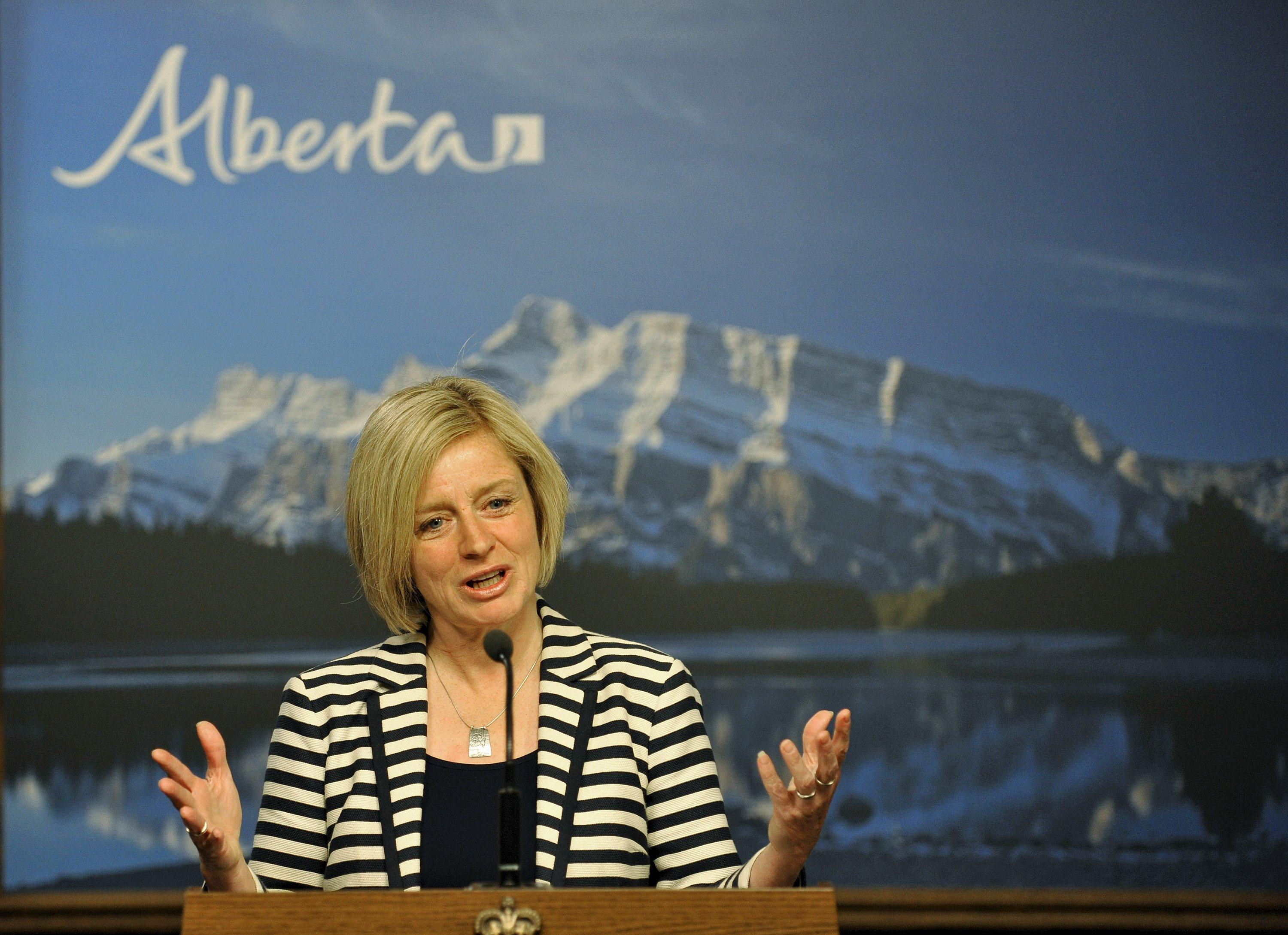 Alberta election key test for Rachel Notley and carbon tax