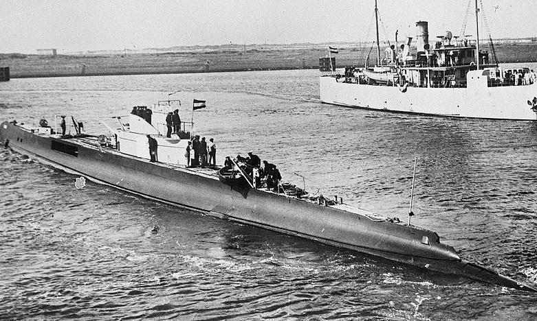 Dutch WWII submarine wrecks disappear from Malaysian seabed