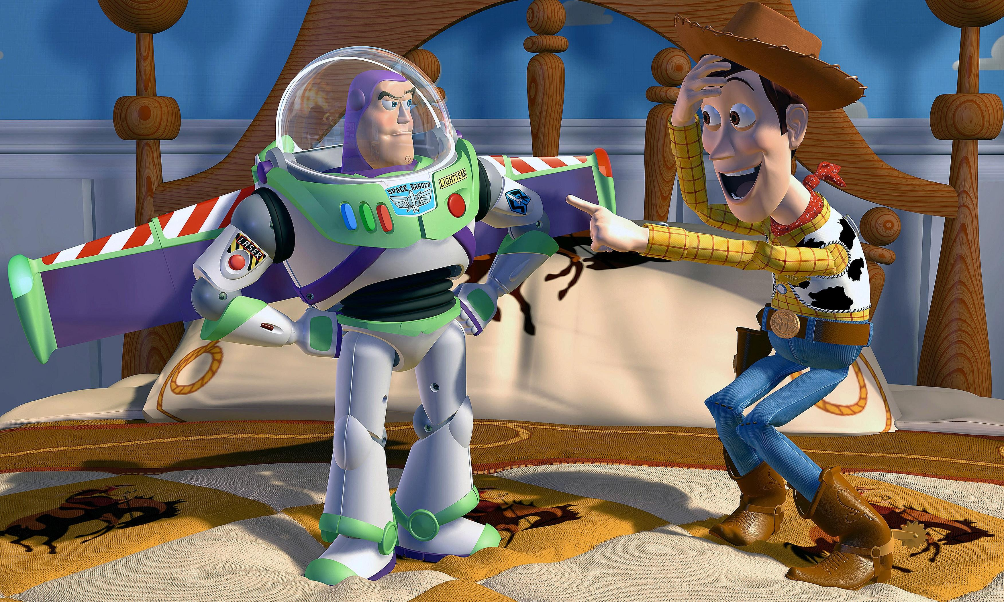 Lucidity and beyond: how Toy Story's visual effects transformed cinema