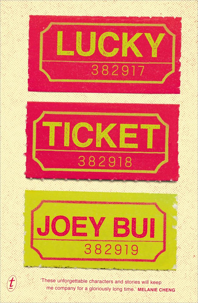 Lucky Ticket, by Joey Bui.