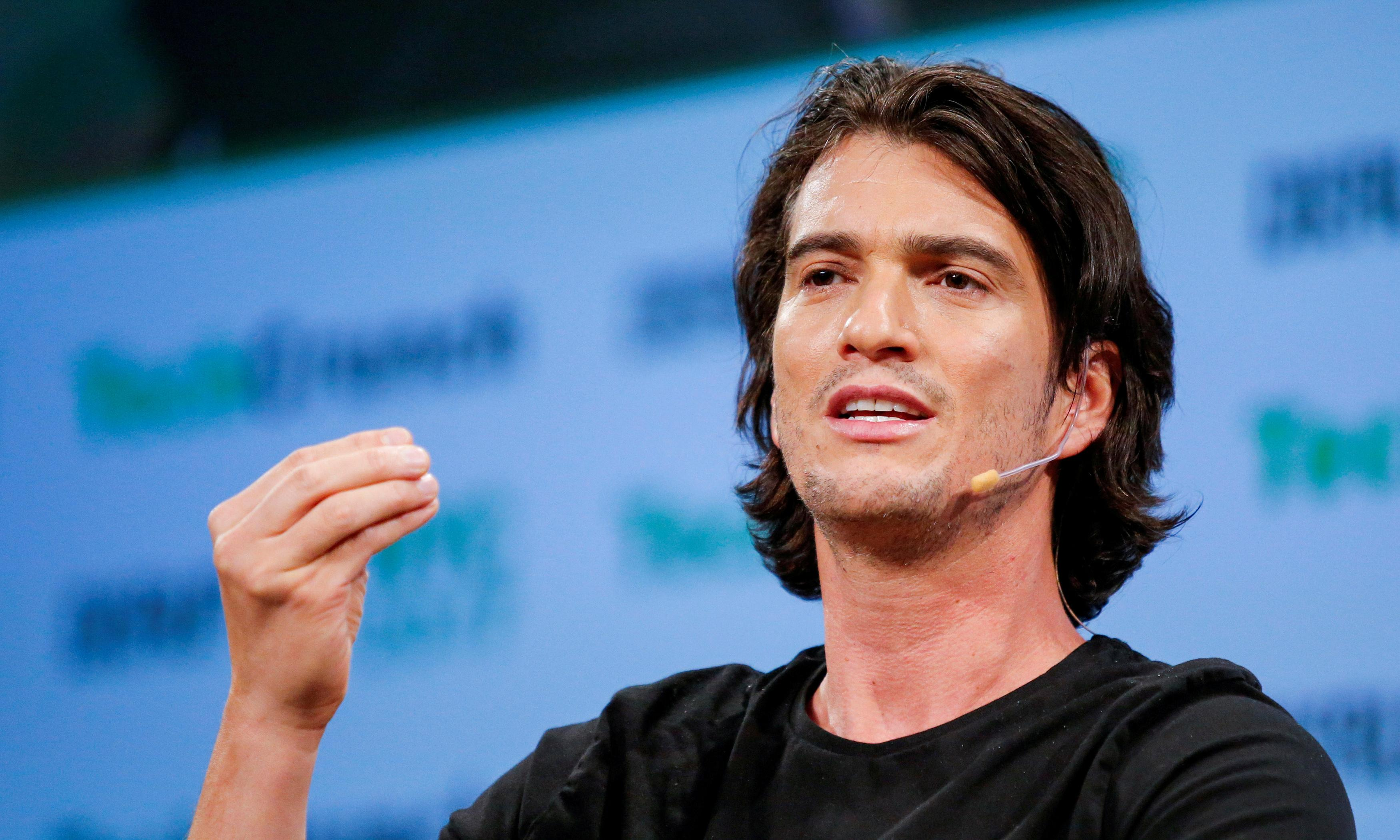WeWork and Adam Neumann represent all that is wrong with the business world
