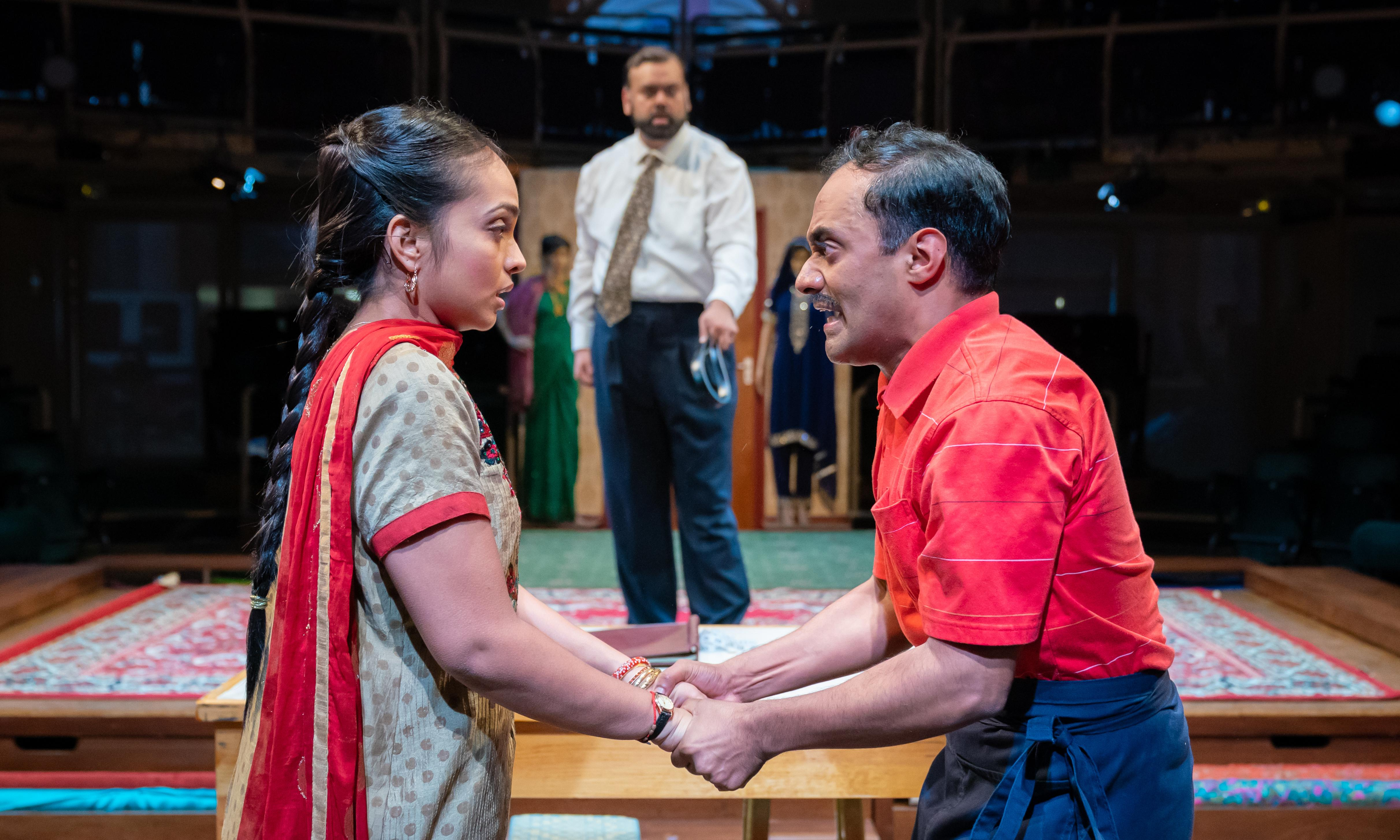 Hobson's Choice review – saris, acid house and a Salford Cinderella story